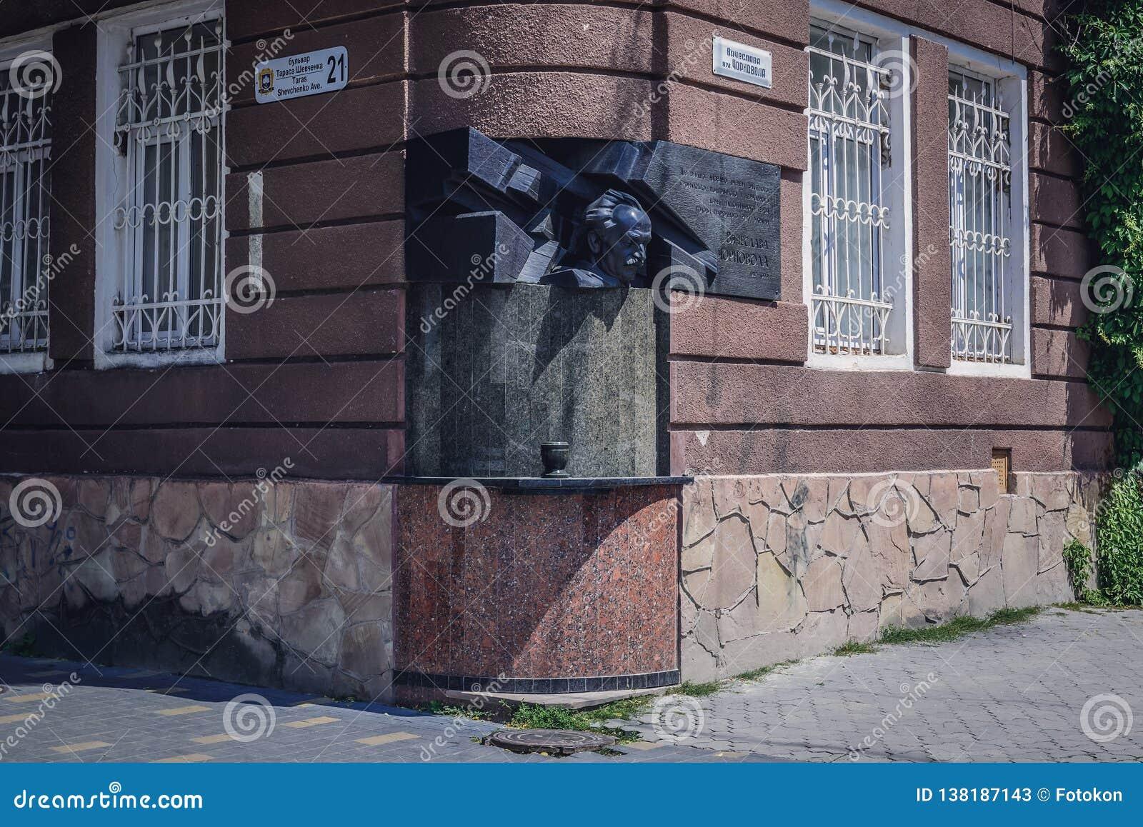 Ternopil en Ucrania
