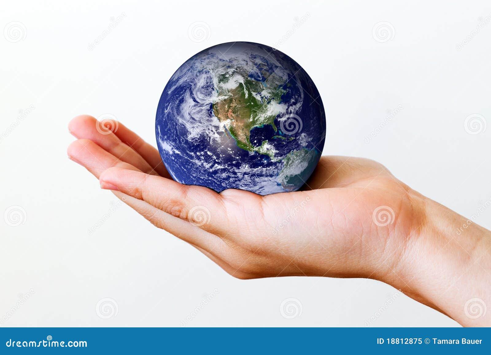 Terra à disposicão