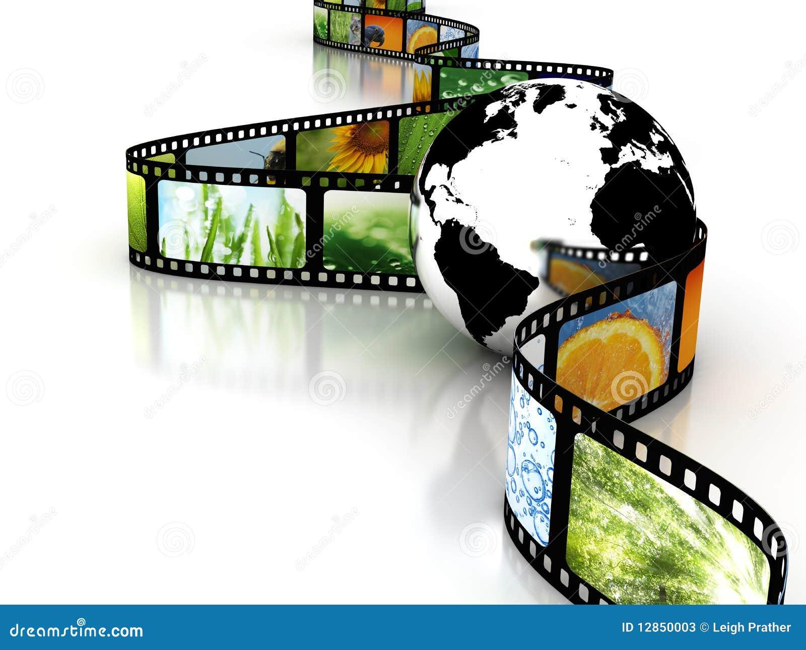 Terra com película