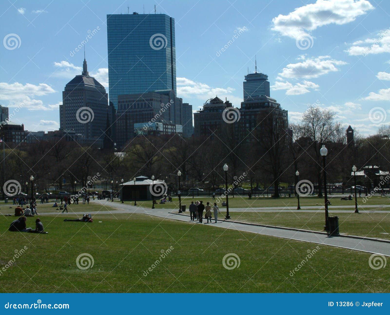 Terra comum 2 de Boston