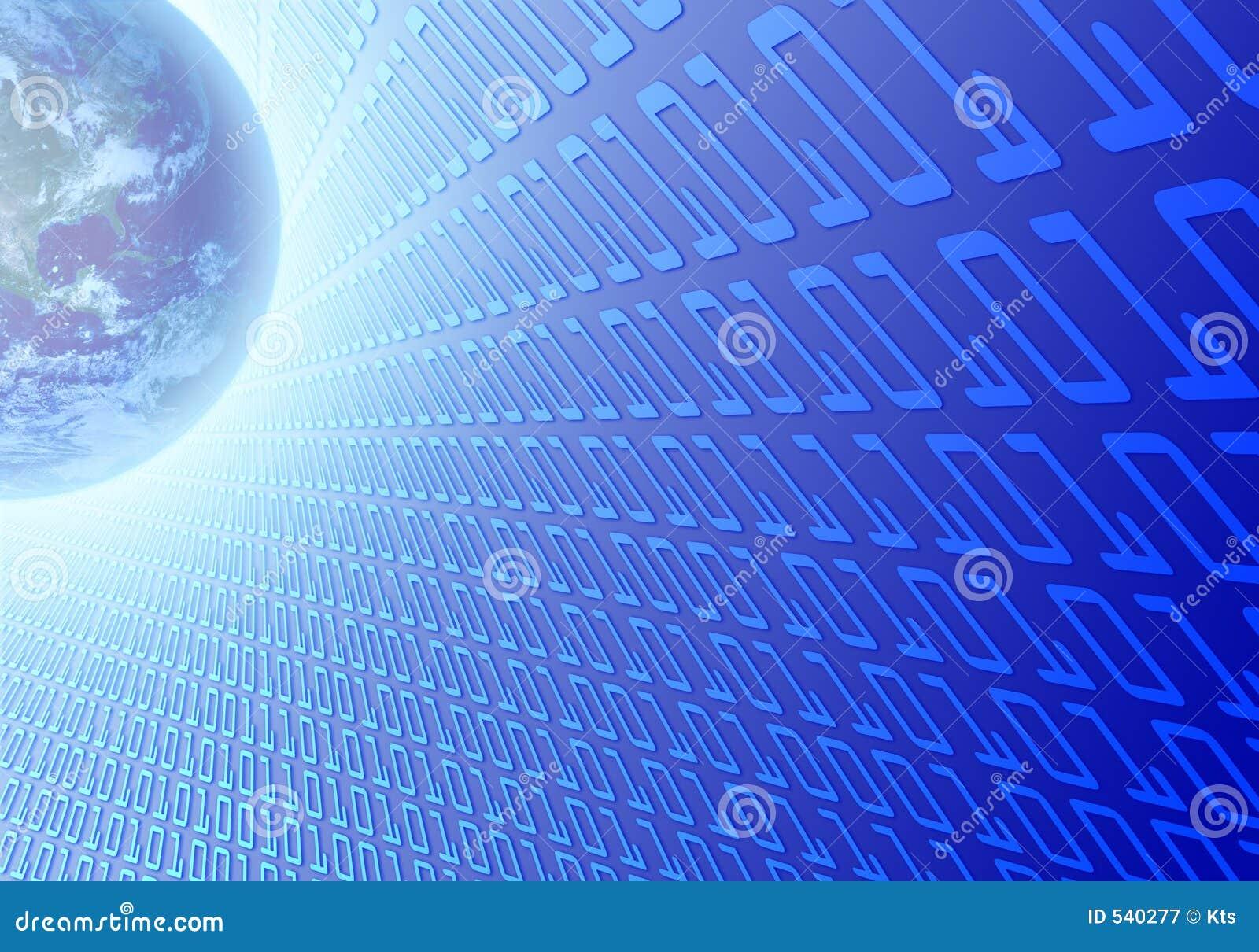Terra do código binário