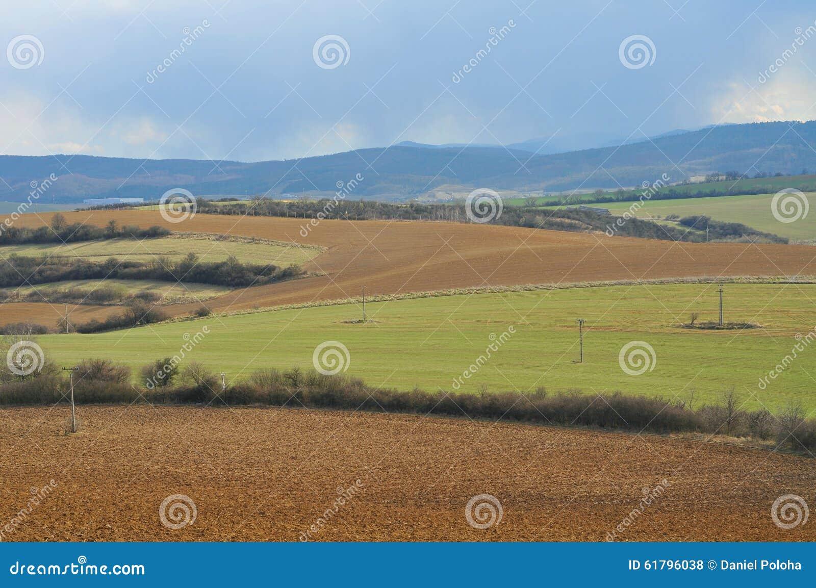 Terra em Eslováquia