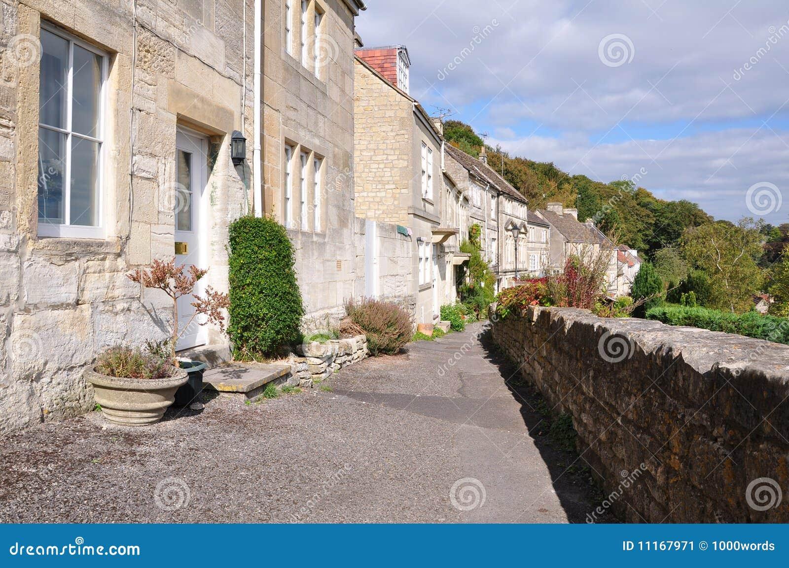 Terraced Houses