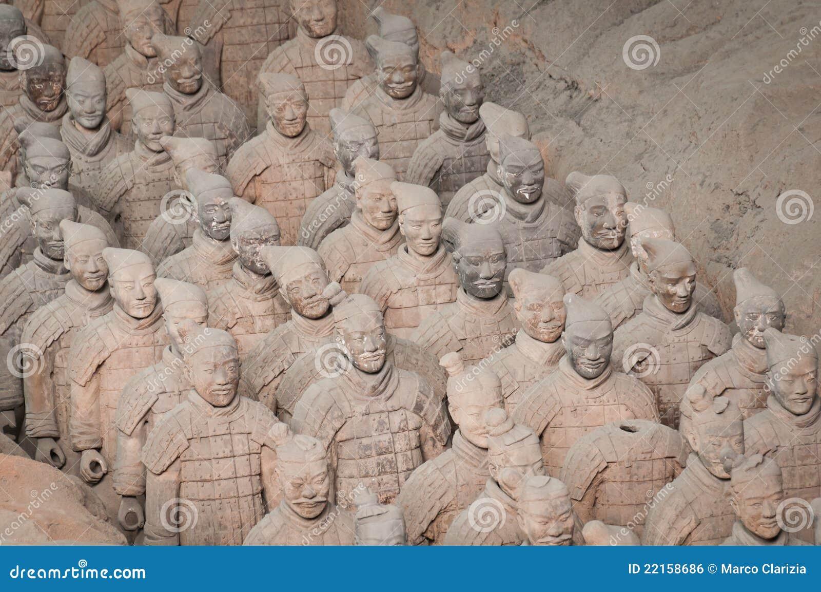Terracotta army #2
