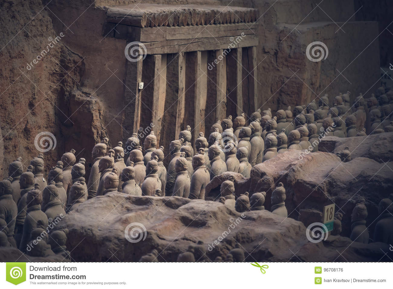Terracotta Army, China