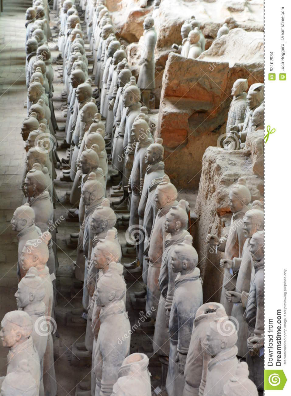 unearthing the site of the terracotta army in the shaanxi province of china Full day private tour of the terracotta army in xi'an xi'an is the capital of shaanxi province and was the fabled xi'an is unlike any major city in china.
