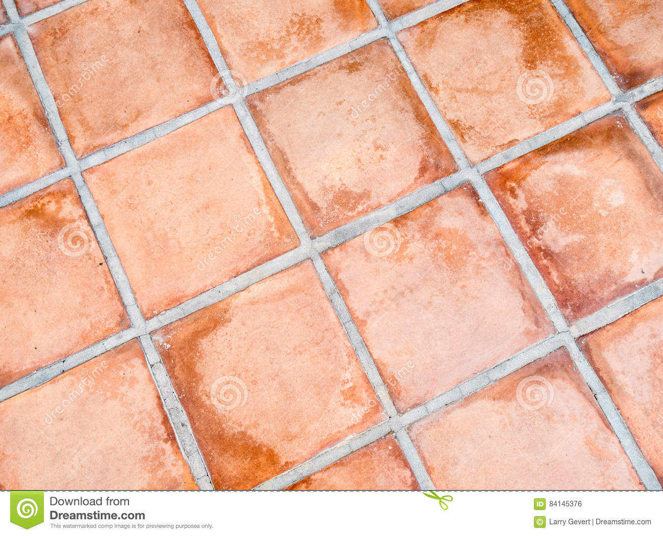 Terracotta flooring stock photo image of color classic 84145376 terracotta flooring dailygadgetfo Image collections