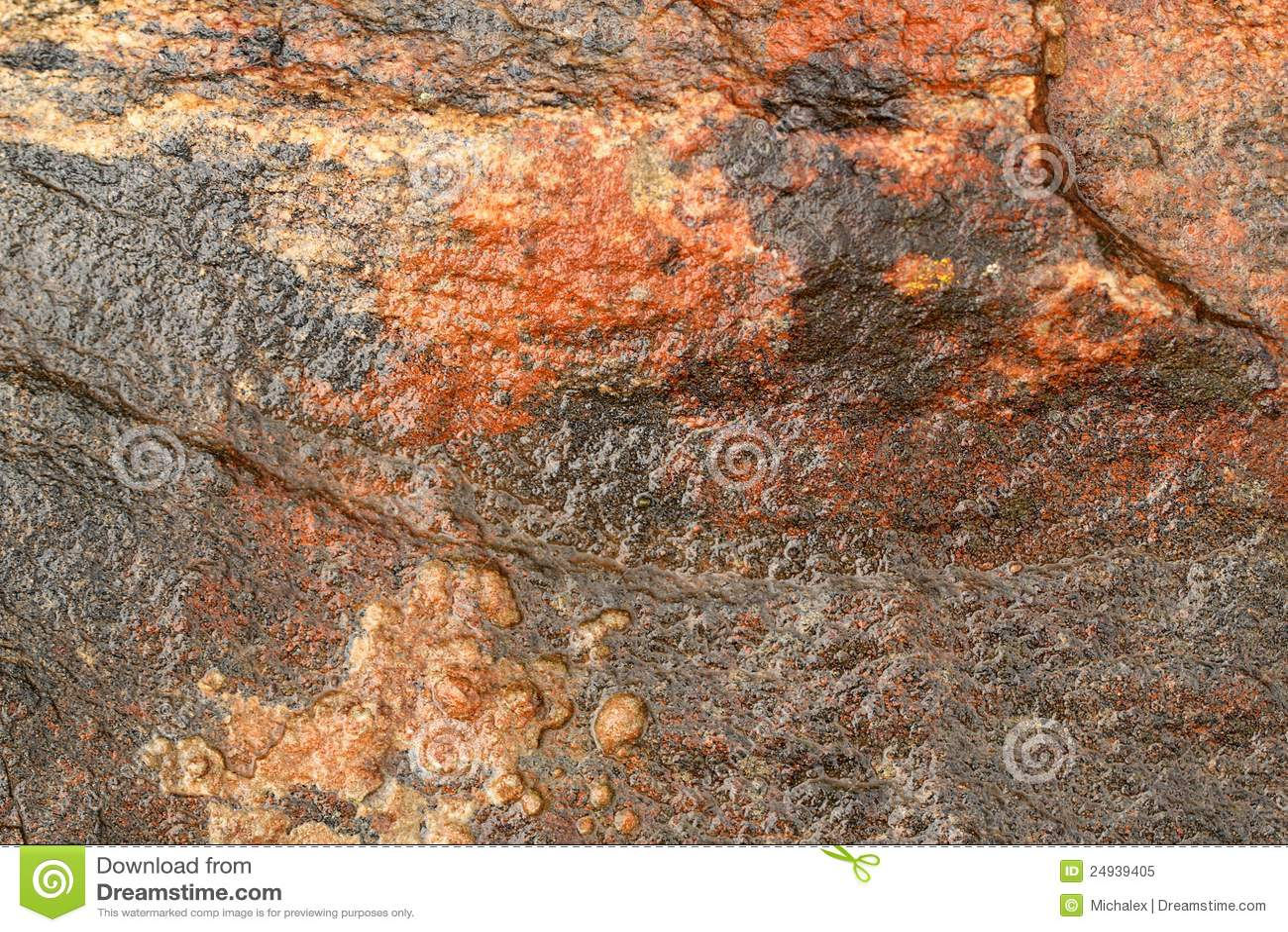 Granite Surface : Terracotta Granite Surface Royalty Free Stock Photo - Image: 24939405