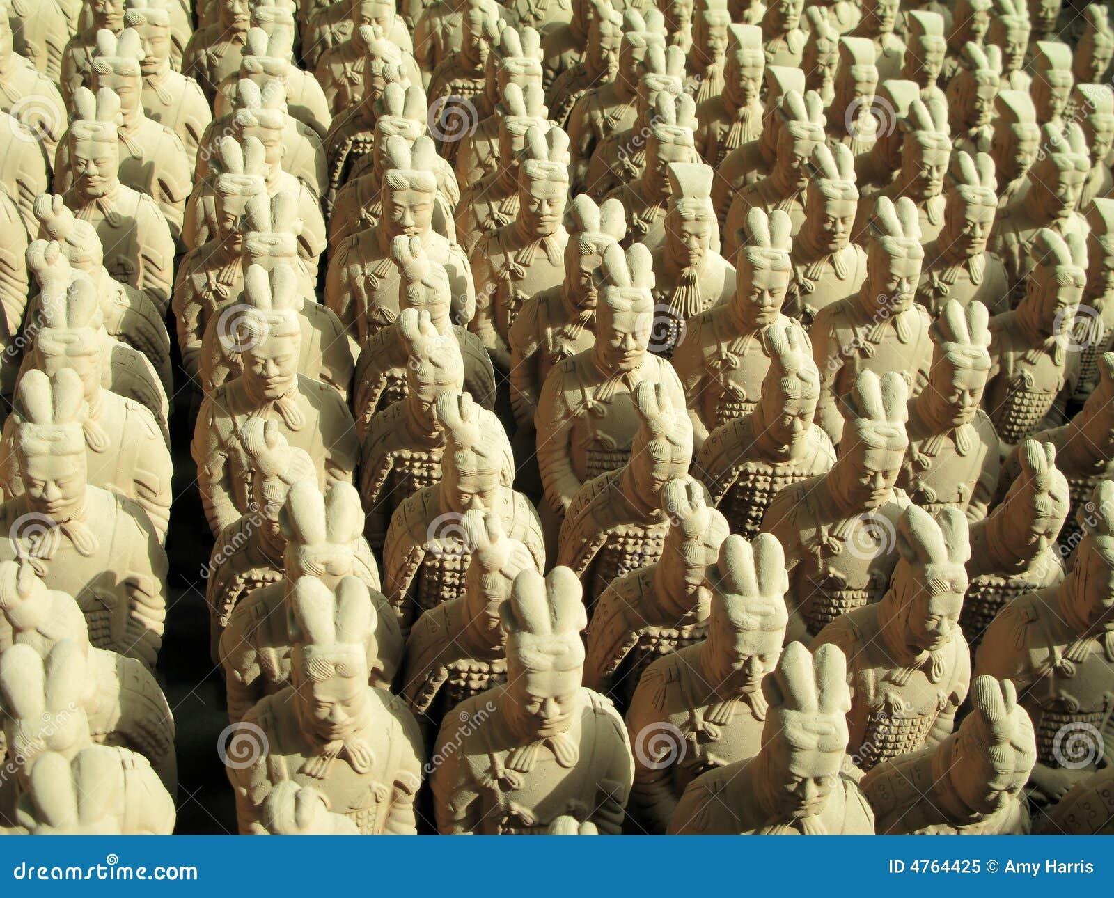 Terracotta Warrior Replicas