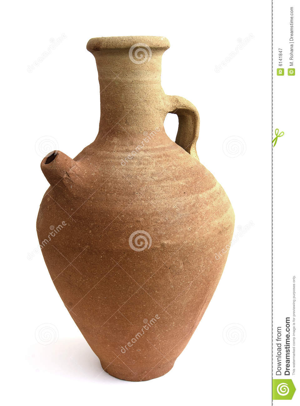Terracotta Water Jug Royalty Free Stock Photography ...