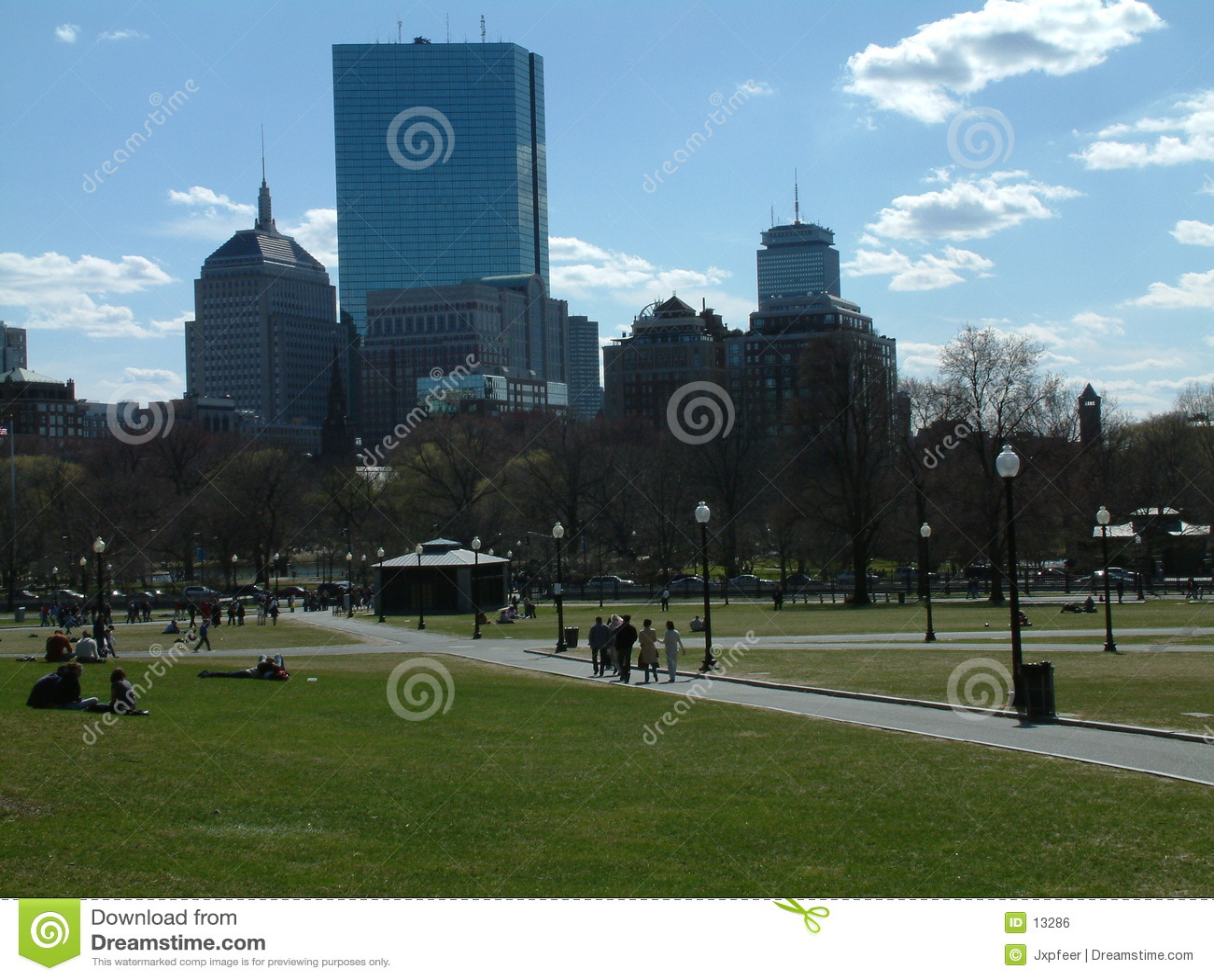 Terrain communal 2 de Boston