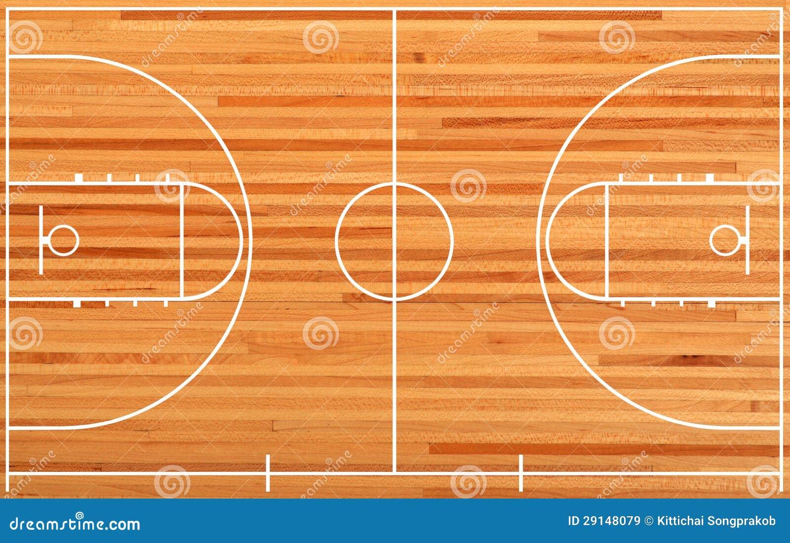 terrain de basket illustration stock illustration du dessin 29148079. Black Bedroom Furniture Sets. Home Design Ideas