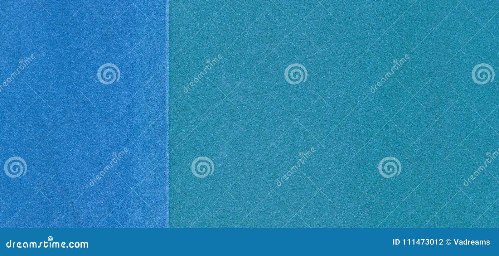 Terrain de jeu bleu ou fond en caoutchouc de grunge de couverture de miette d au sol de sports
