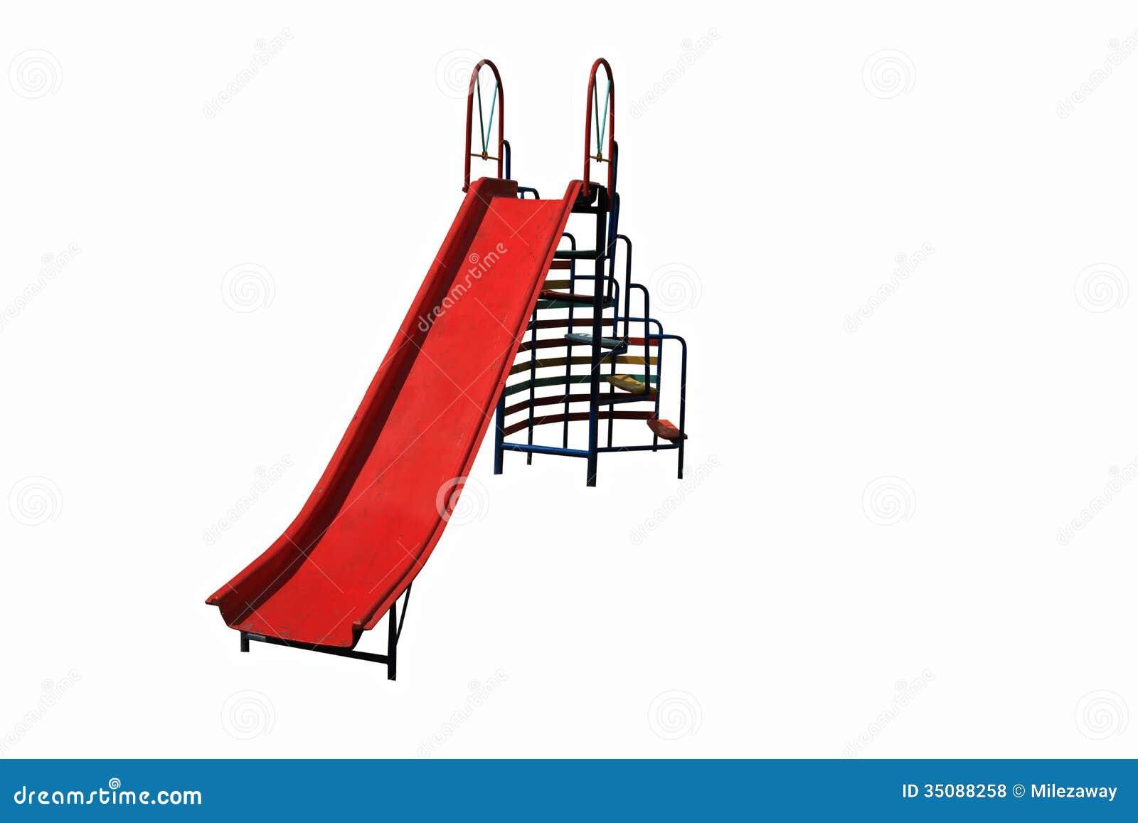 terrain de jeu de glisseur pour l 39 enfant photo stock image du playtime enfance 35088258. Black Bedroom Furniture Sets. Home Design Ideas
