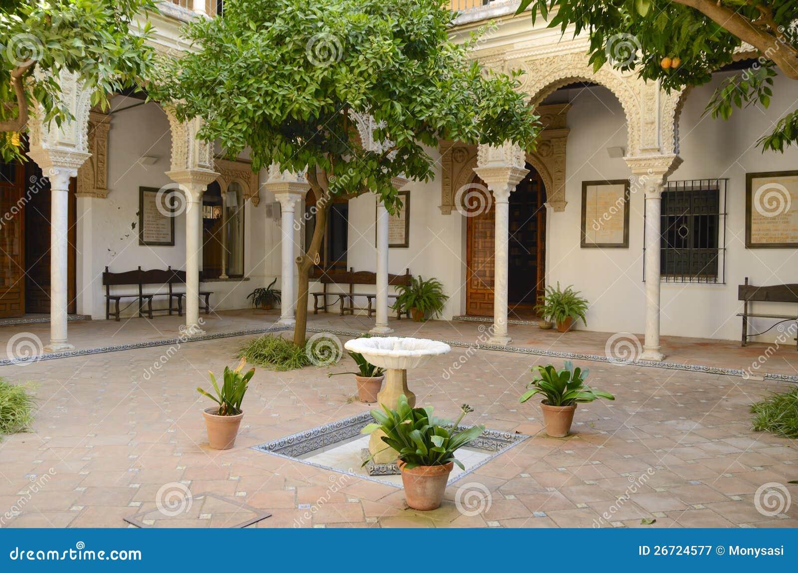 Terras in huis pinelo royalty vrije stock fotografie afbeelding 26724577 - Terras van huis ...