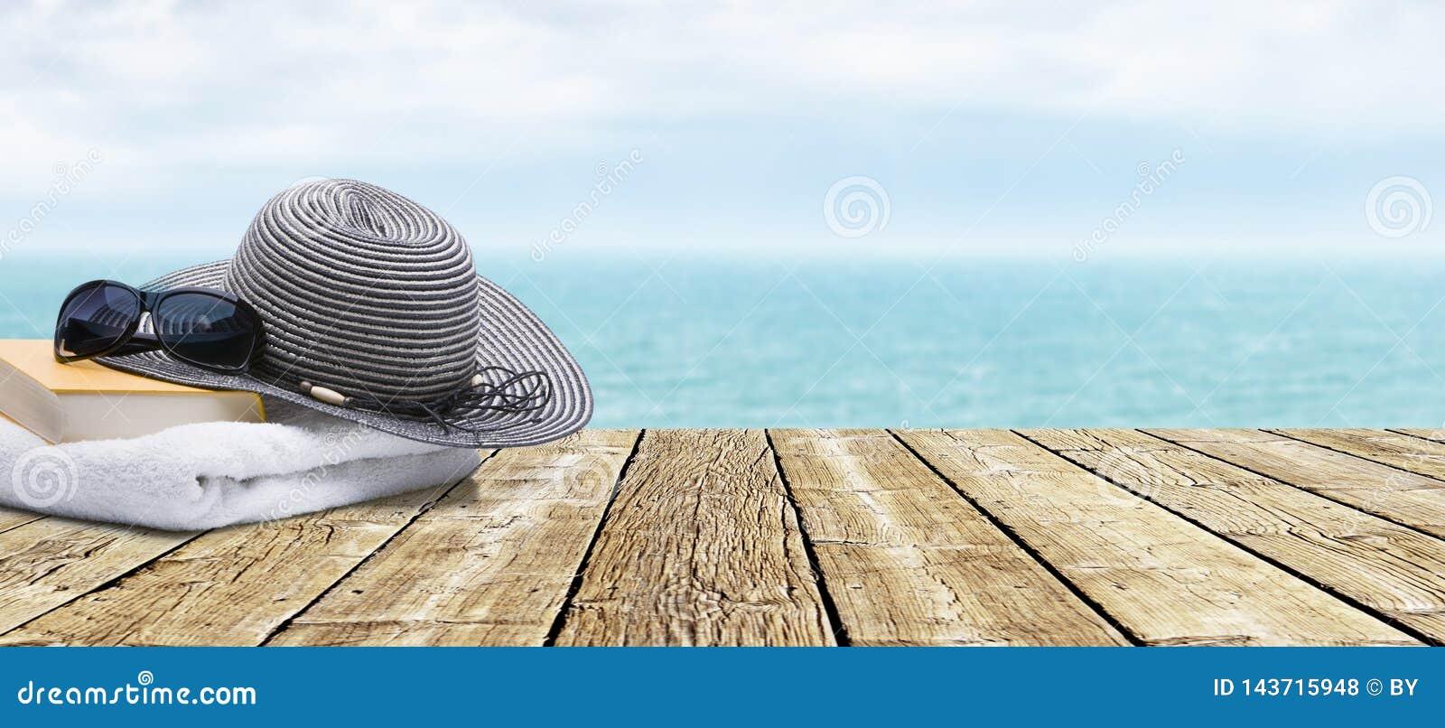 Terrasse in Ozean