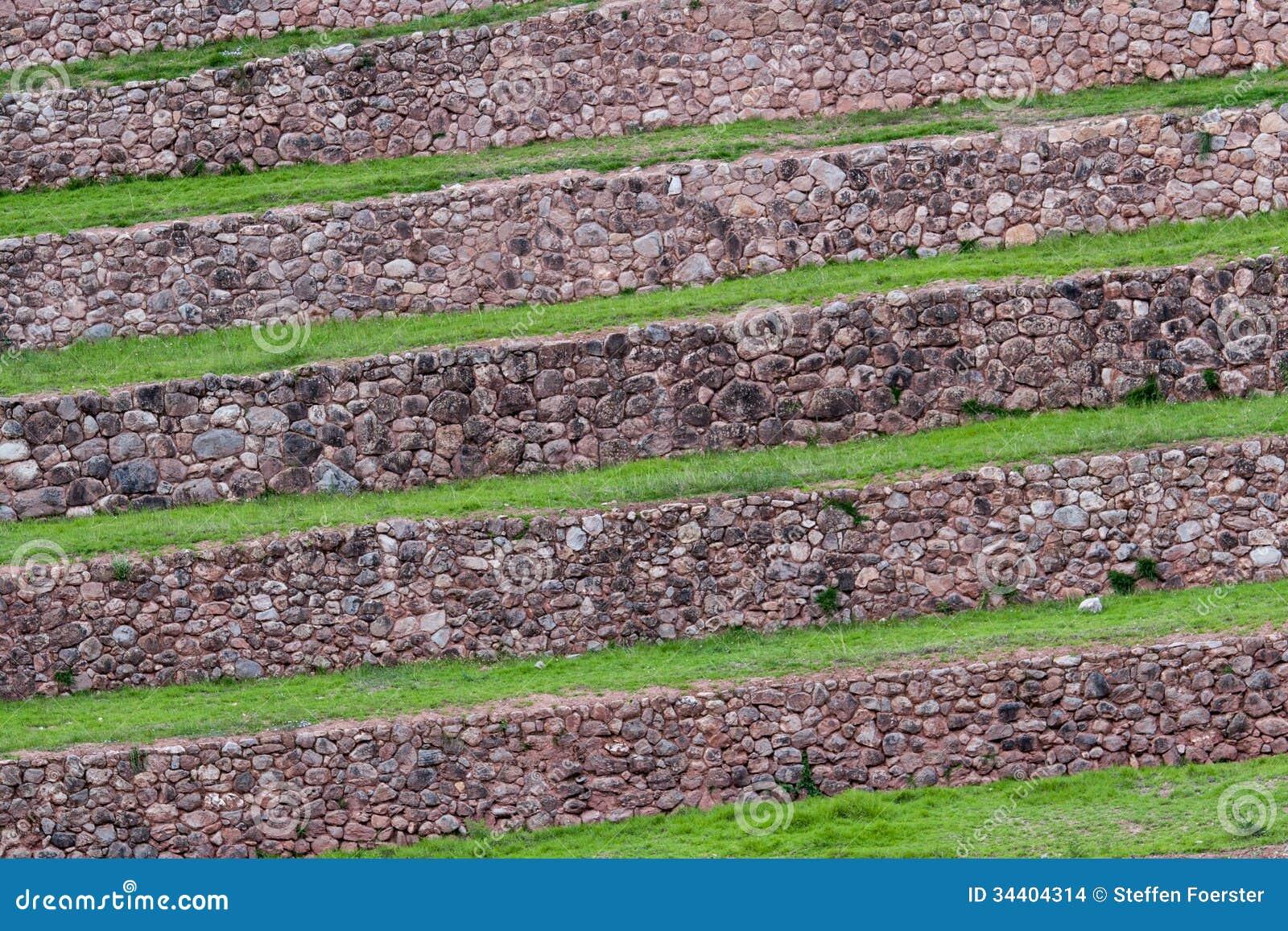 Terrassen in moray heilige vallei peru stock afbeeldingen afbeelding 34404314 - Afbeeldingen van terrassen verwachten ...