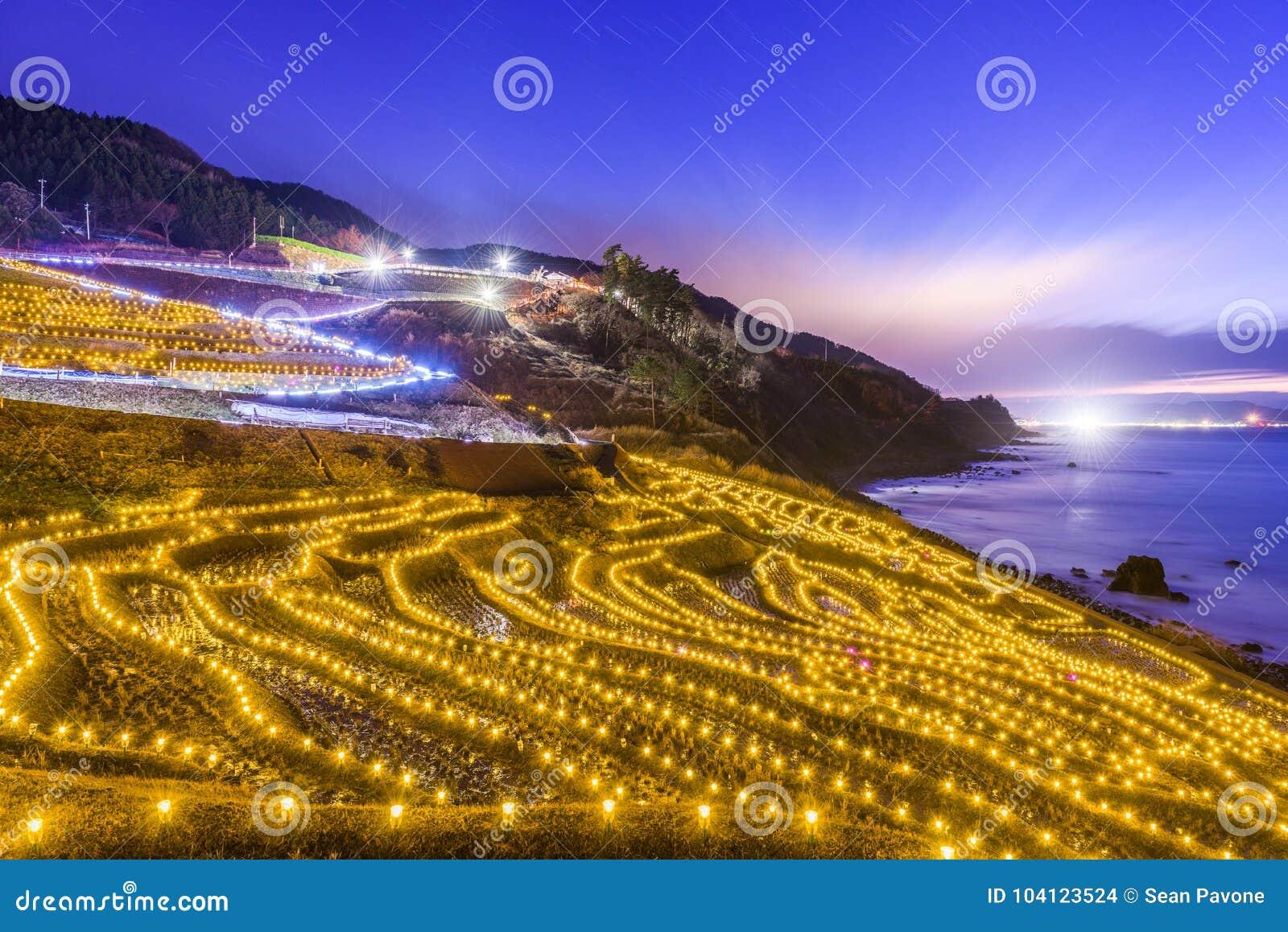 Terrasses de riz de Wajima, Japon