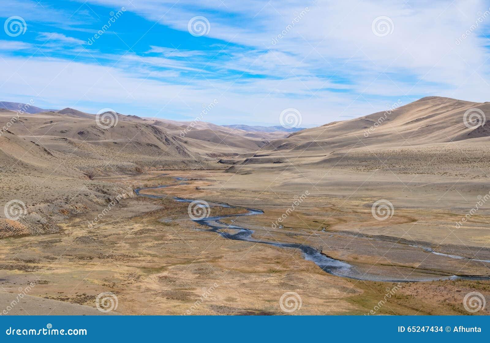 Terraza Fluvial Foto De Archivo Imagen De Colina Cubo