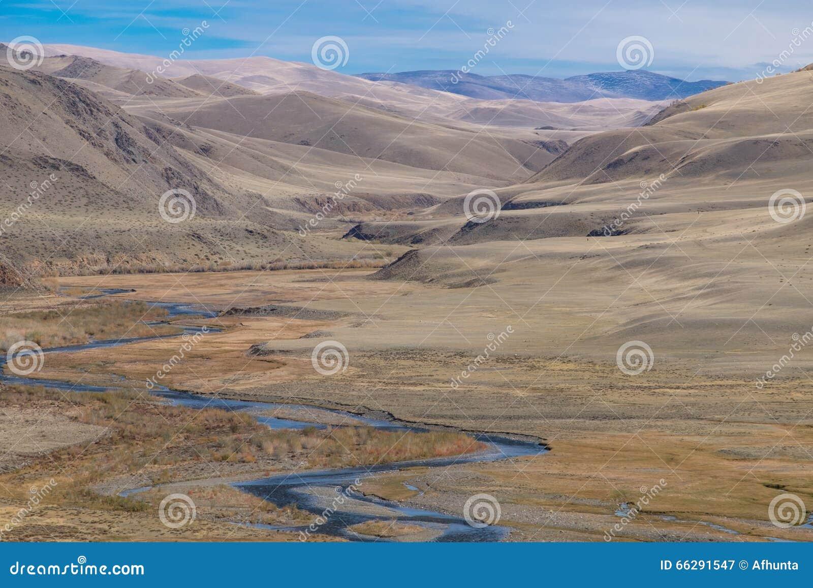Terraza Fluvial Imagen De Archivo Imagen De Rivulet 66291547