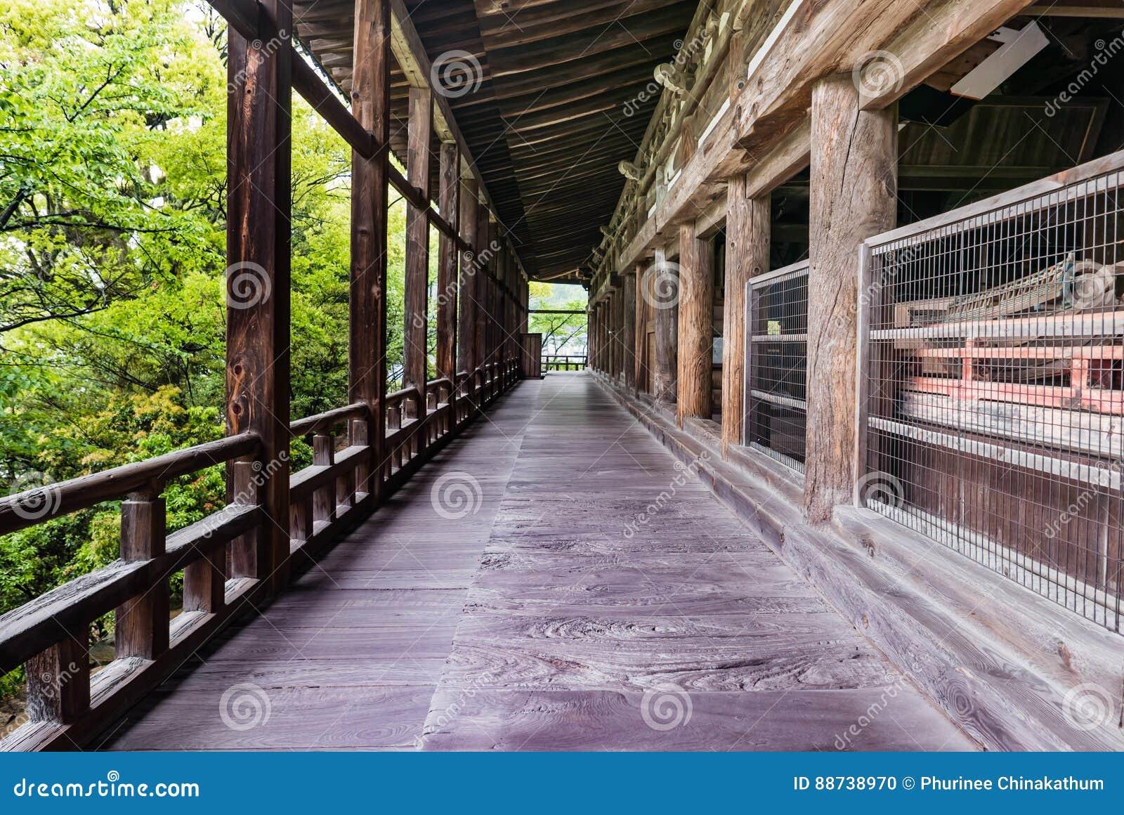 Terrazzo di Senjokaku & di x28; Toyokuni Shrine& x29; sull isola di Miyajima