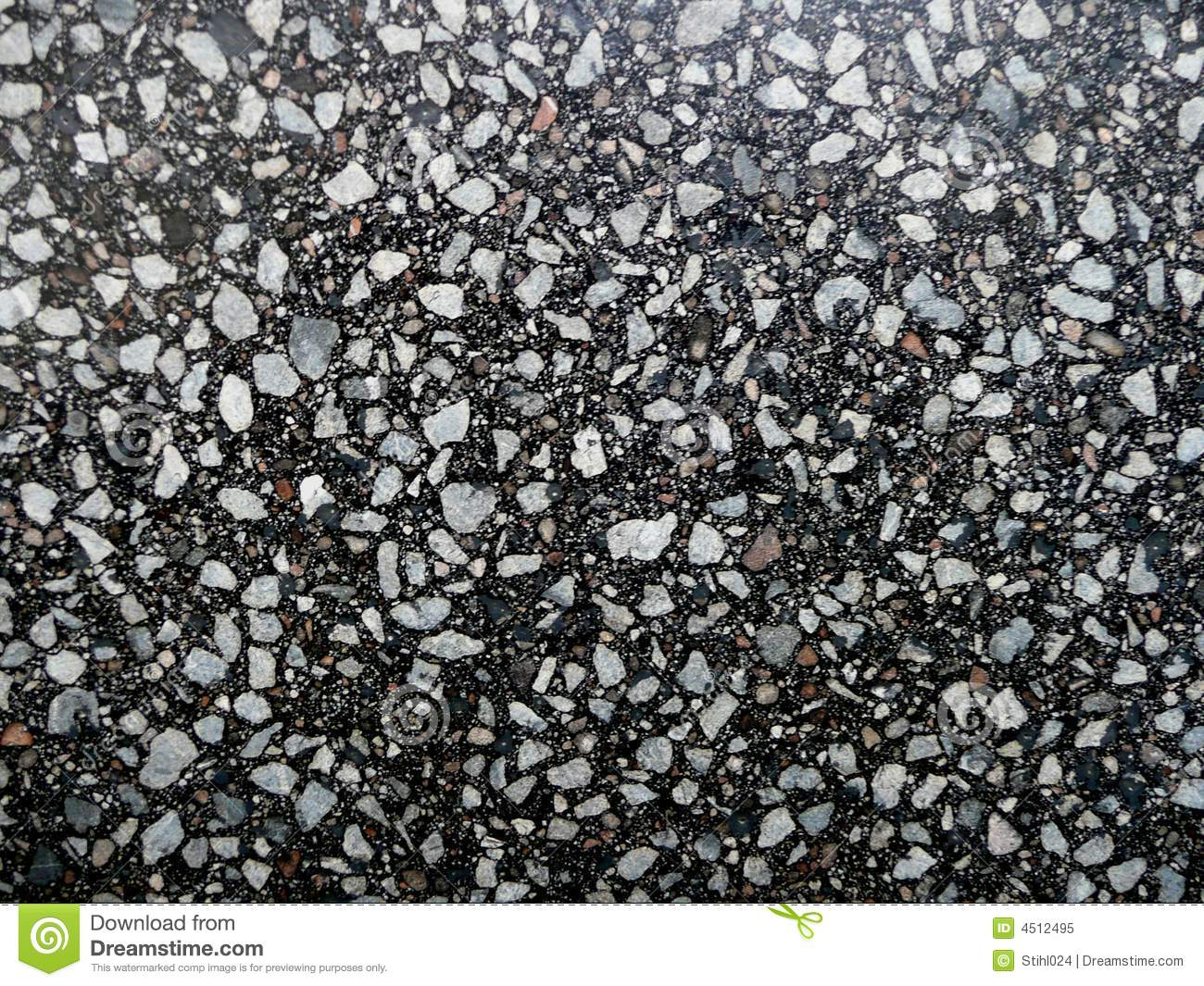 Terrazzo Flooring Royalty Free Stock Photo