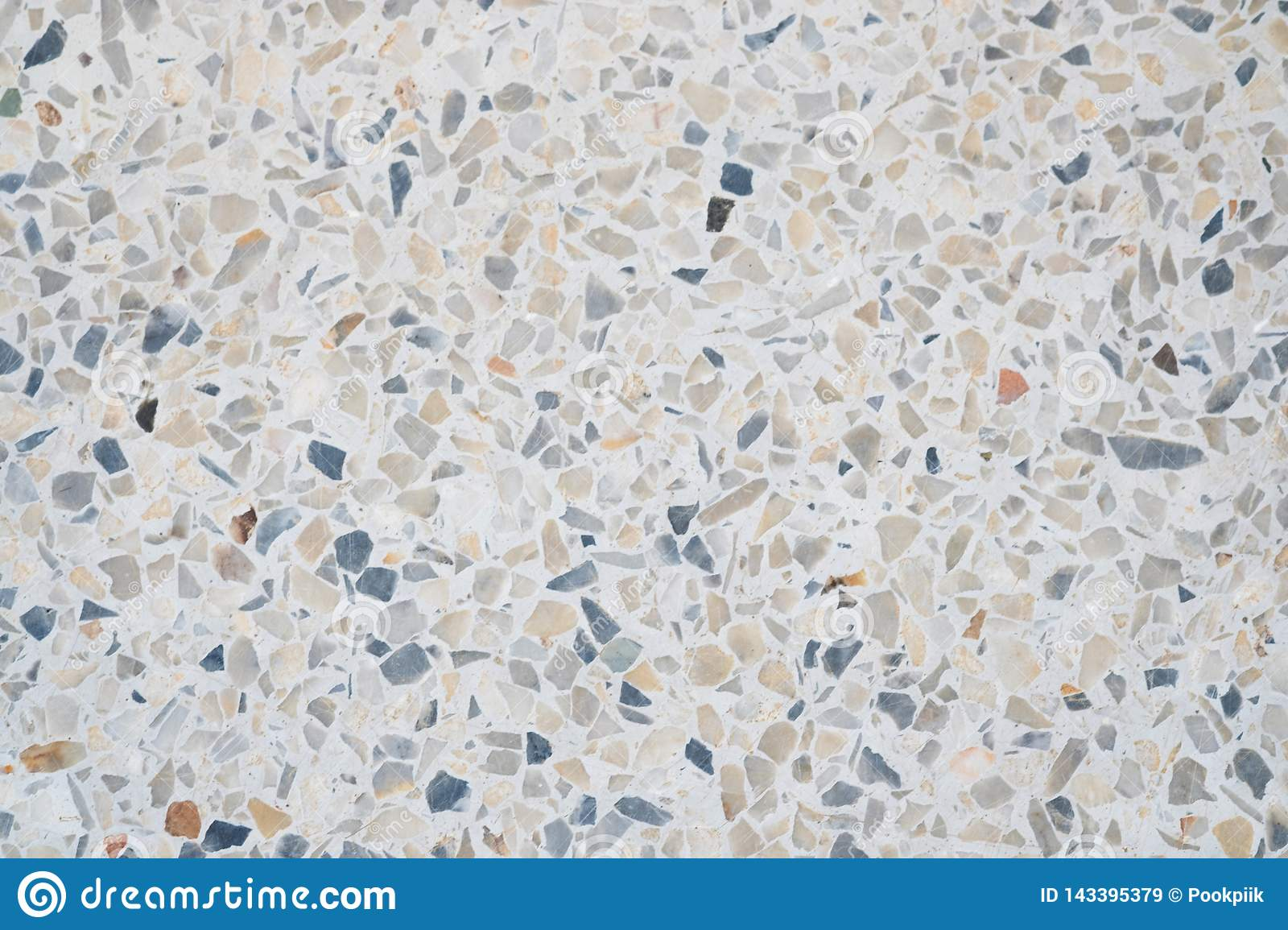 Terrazzo Polished Stone Floor And Wall Pattern And Colour Surface Marble And Granite Stone Material For Decoration Background Stock Image Image Of Rock Cement 143395379