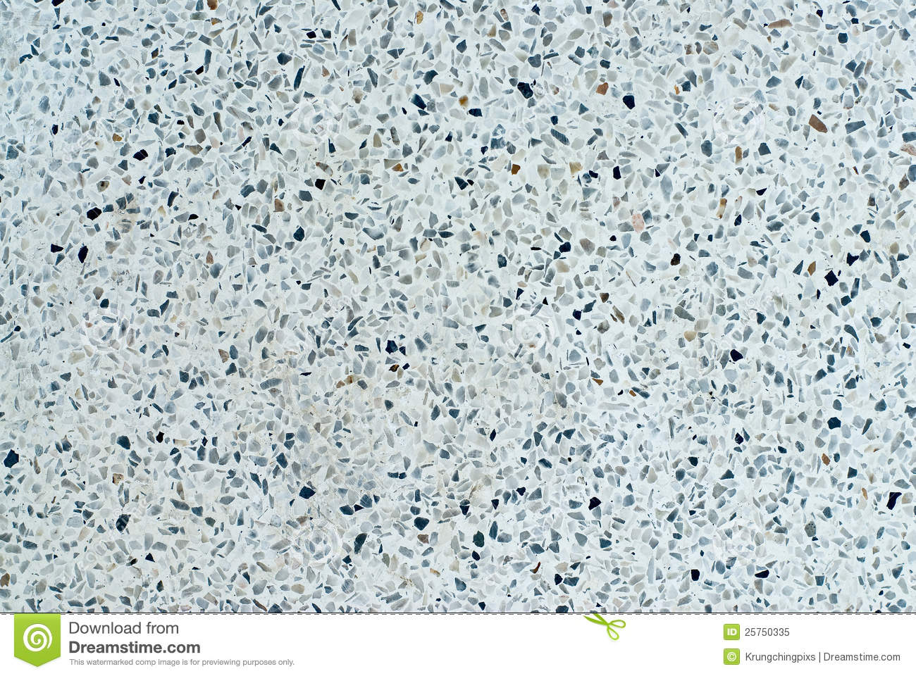 Terrazzo Texture Stock Image Image Of City Smooth Color