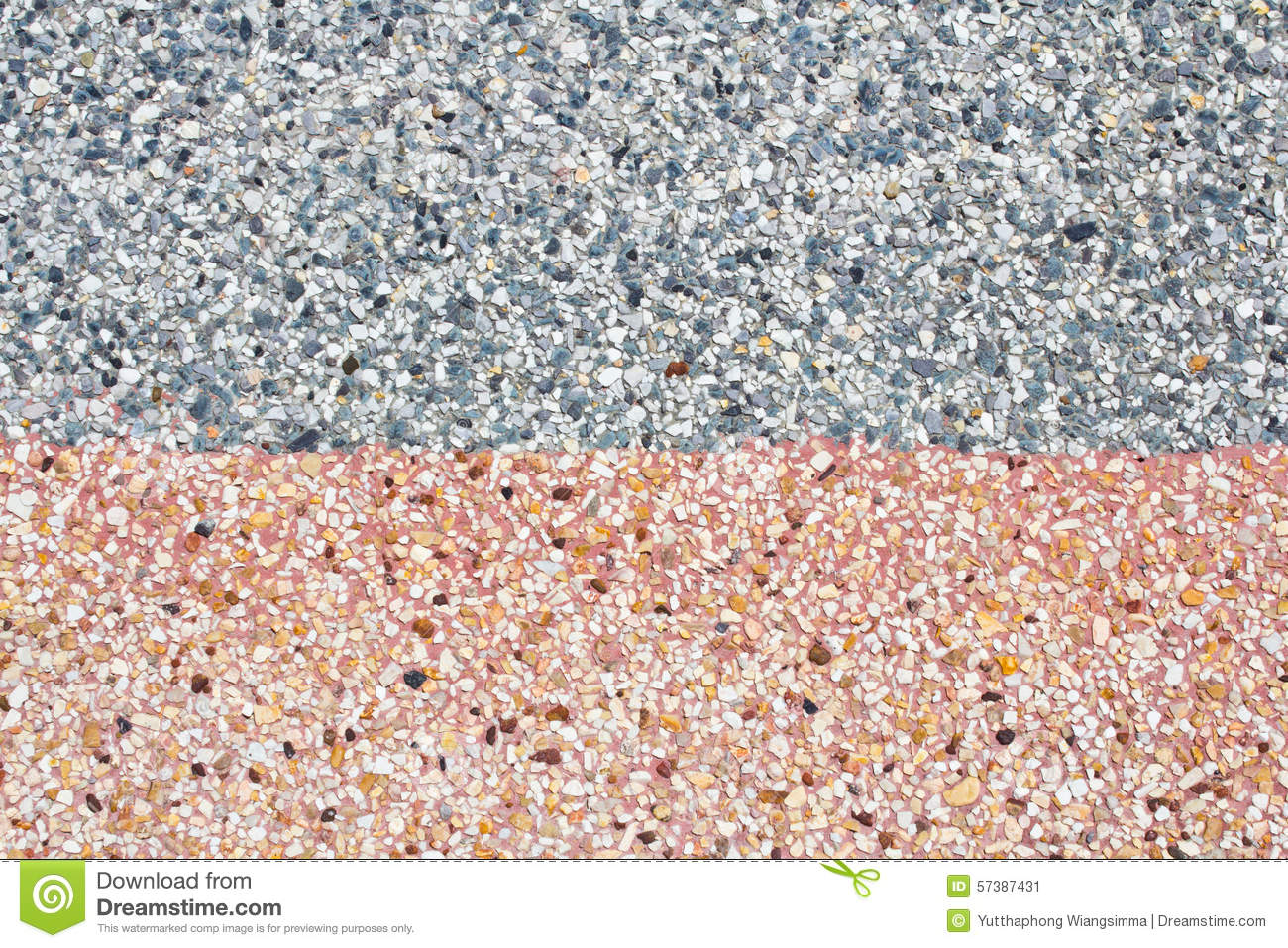Terrazzo Texture Colorful Stock Image Of Background