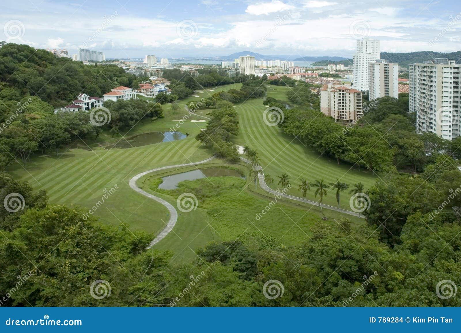 Terreno da golf di Bukit Jambul