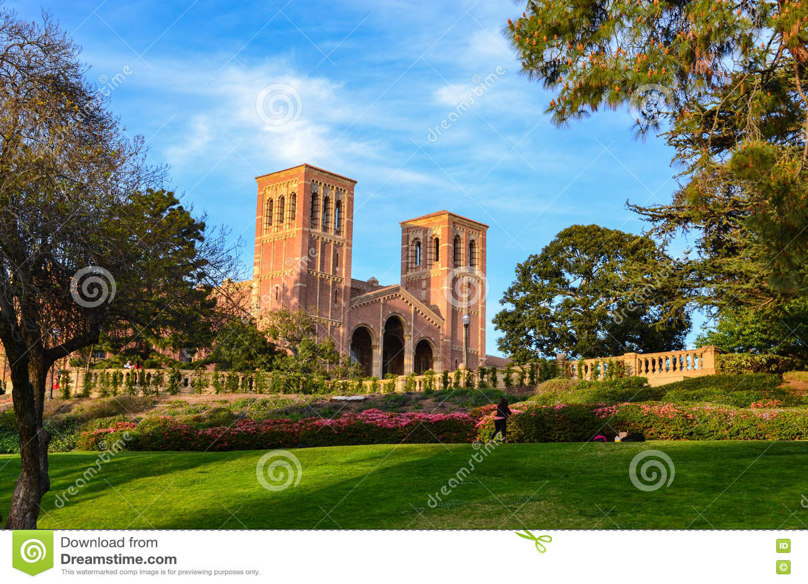 Terreno do UCLA