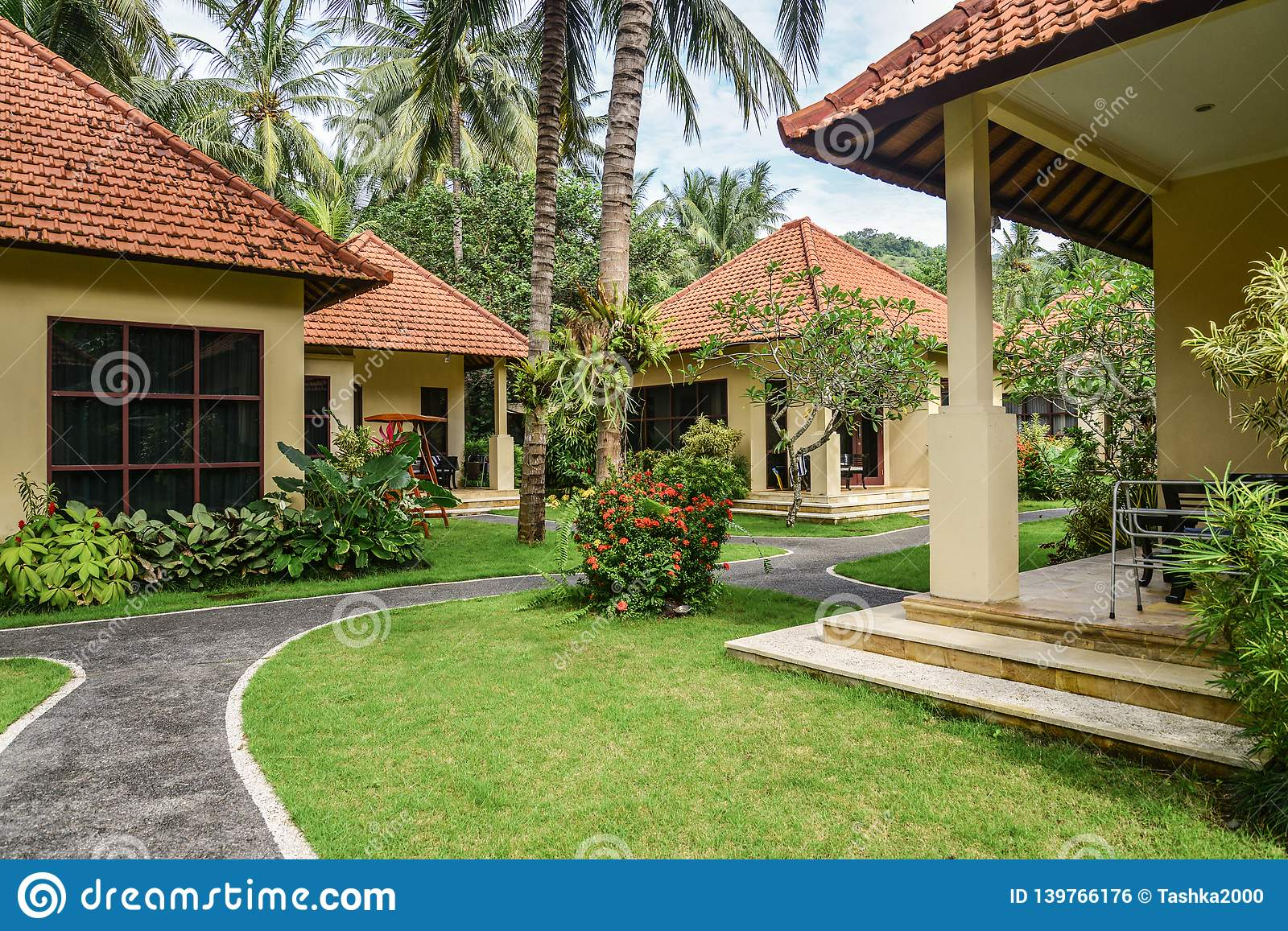 Territory Discovery Candidasa Cottages And Villas Hotel Editorial Photo Image Of Cottages Asia 139766176