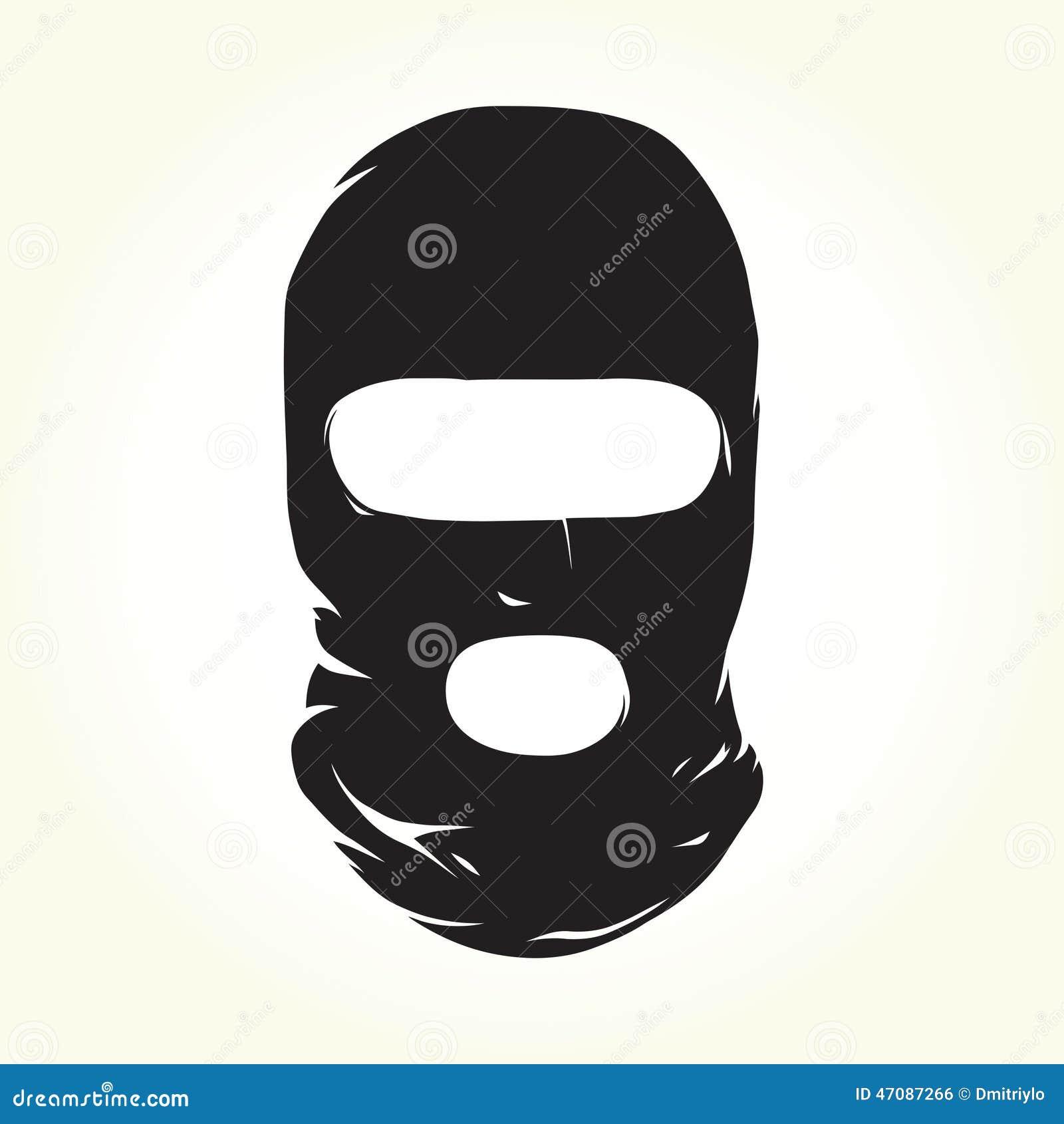 Le masque pour la personne des boutons sous-cutanés