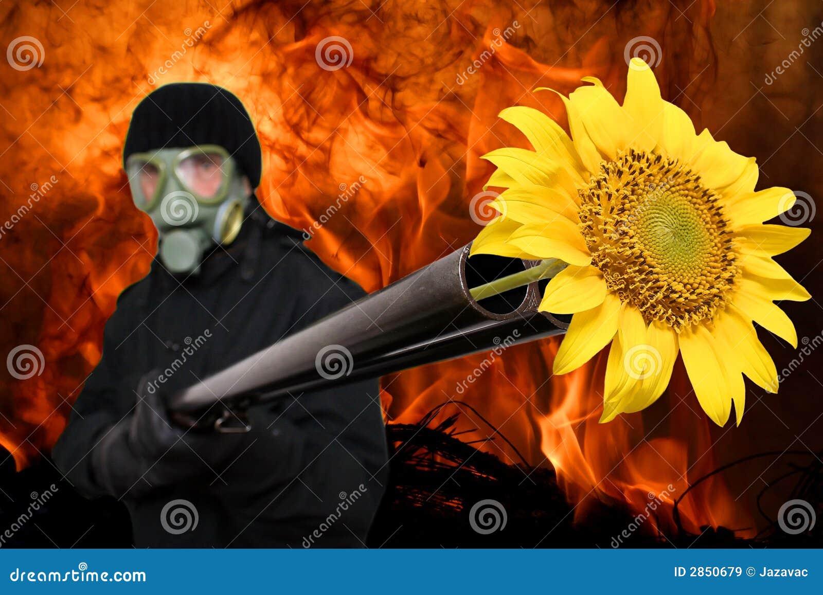 Terroriste doux et tendre