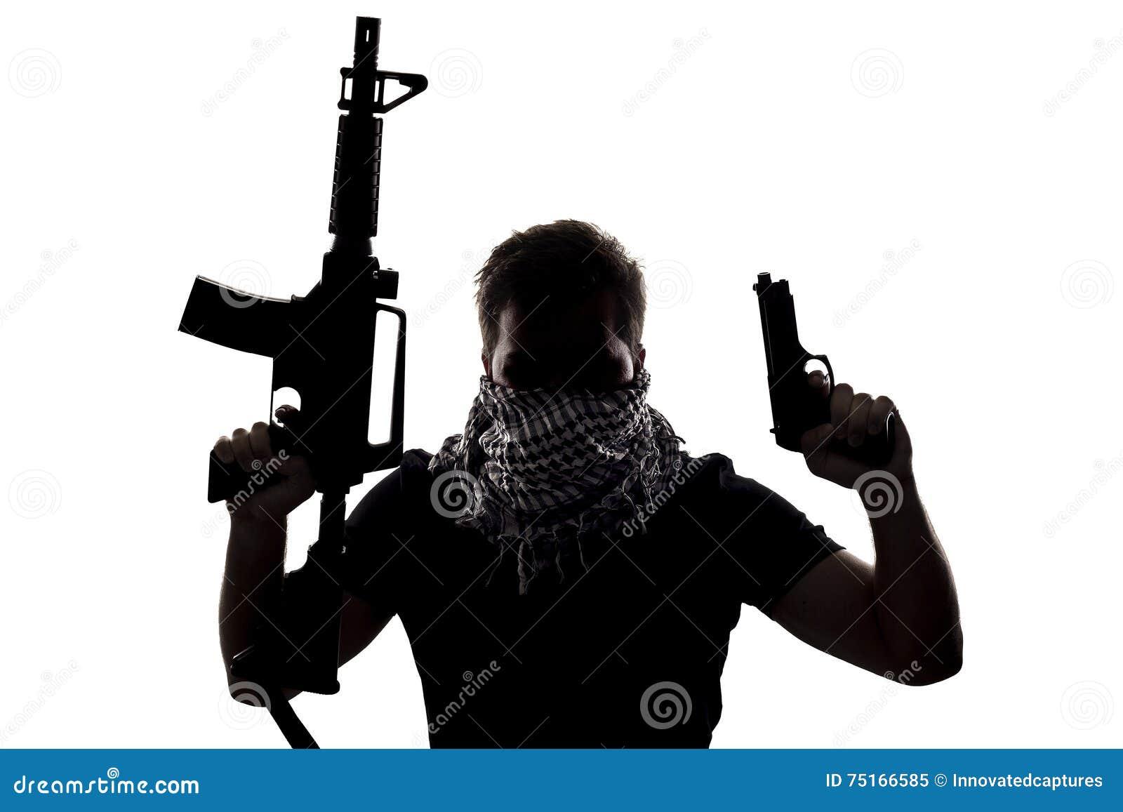 Terroriste ou soldat de Sepcial Ops