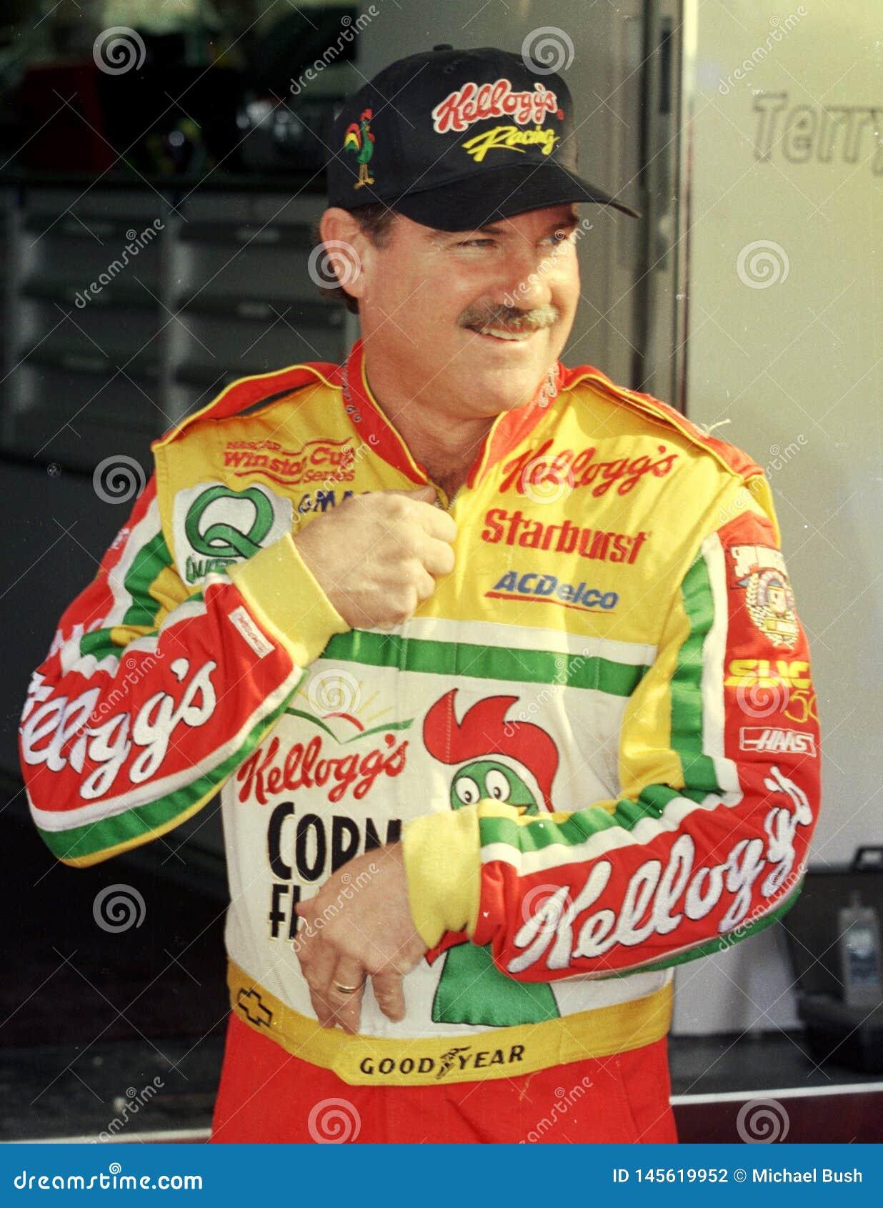 Terry Labonte chez Darlington Raceway