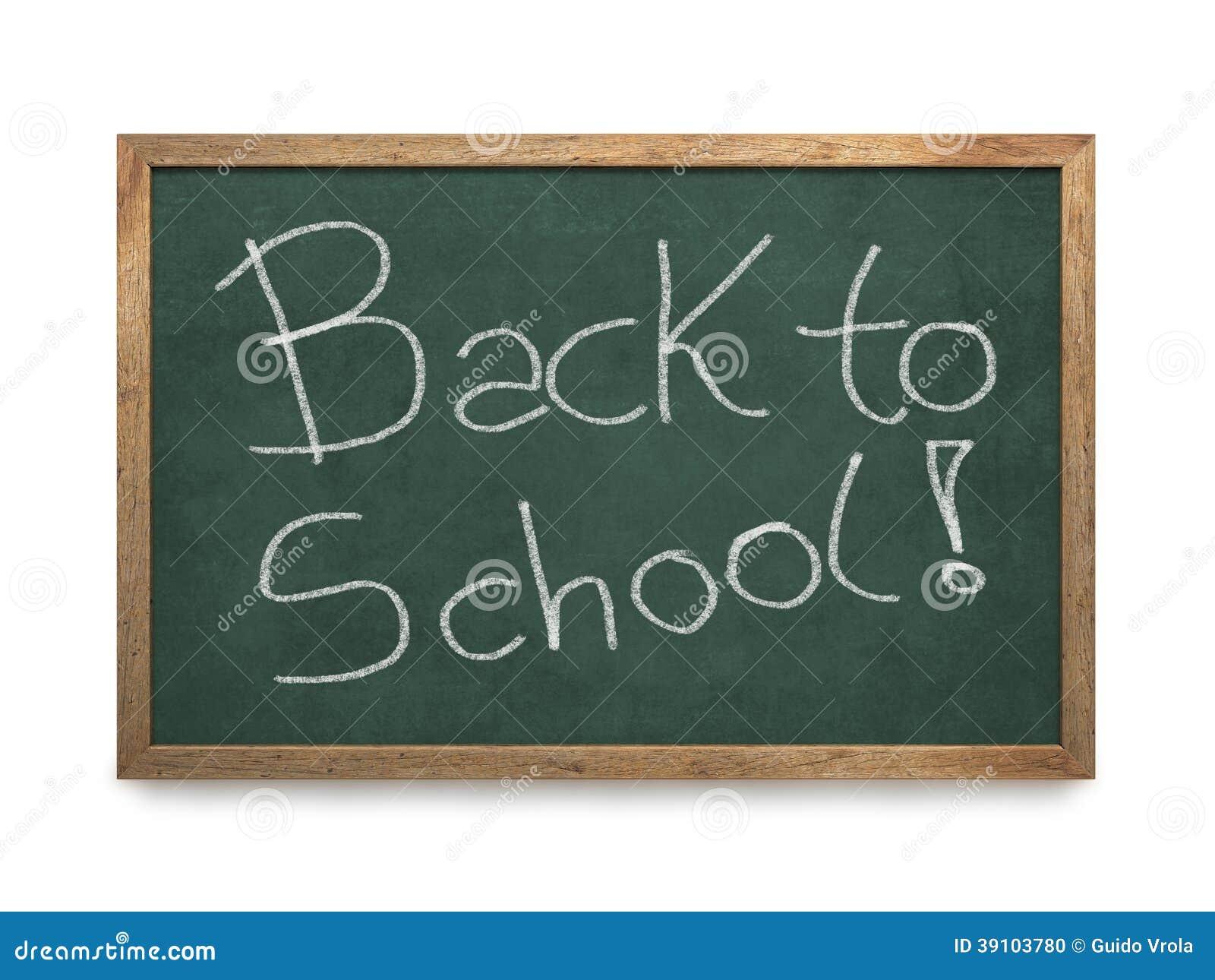 Terug naar School!