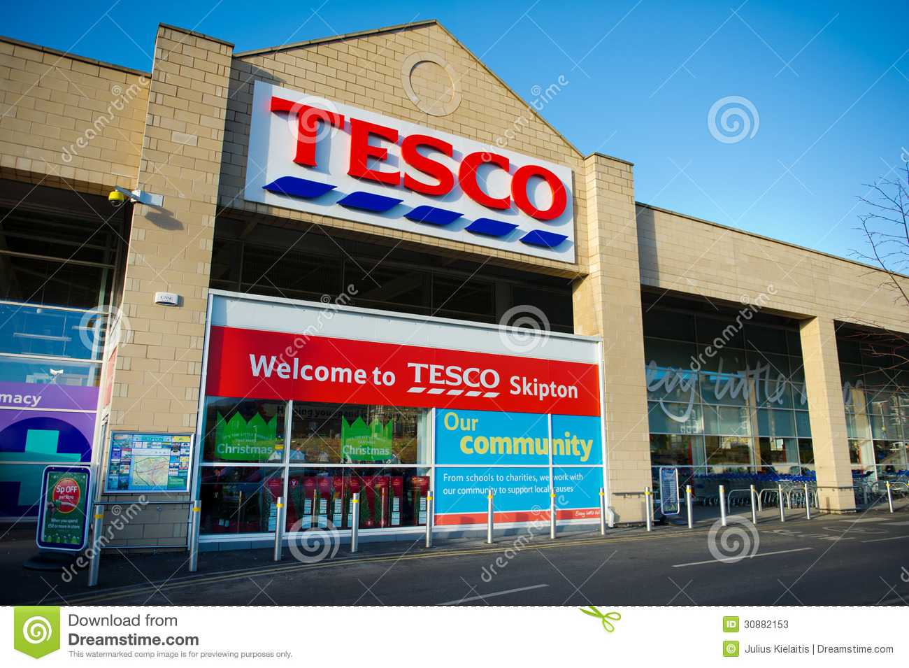 The Largest Supermarket Chains In The United Kingdom