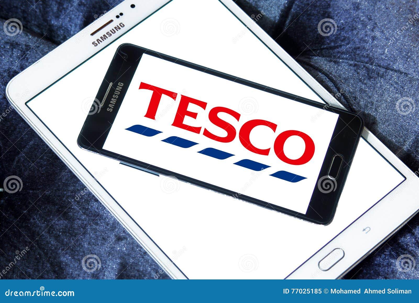 Tesco stores logo editorial image image of sign logos for Mobili convenienti