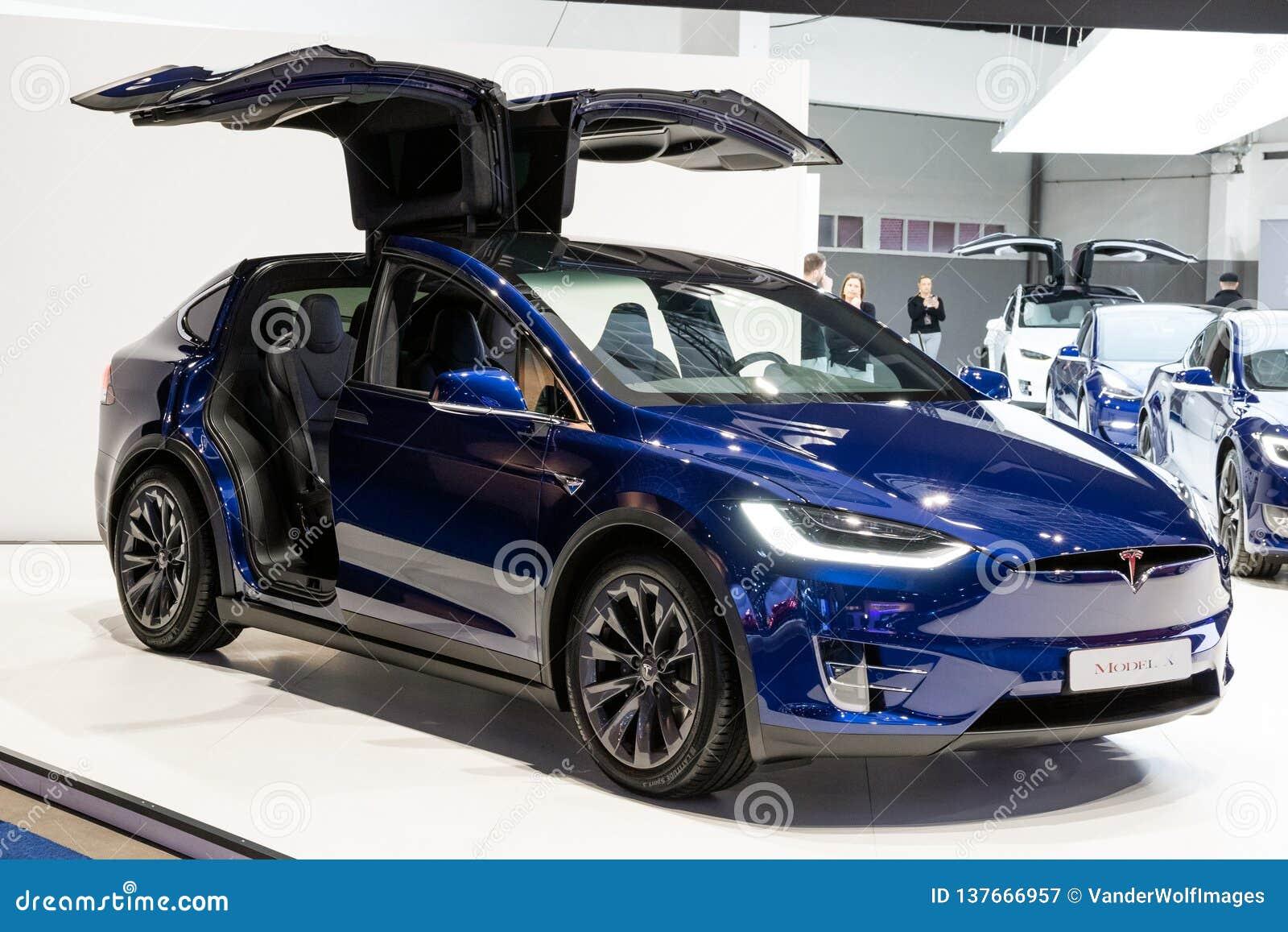 2019 Tesla Model X 2019 Tesla Model S - Noticias Modelo