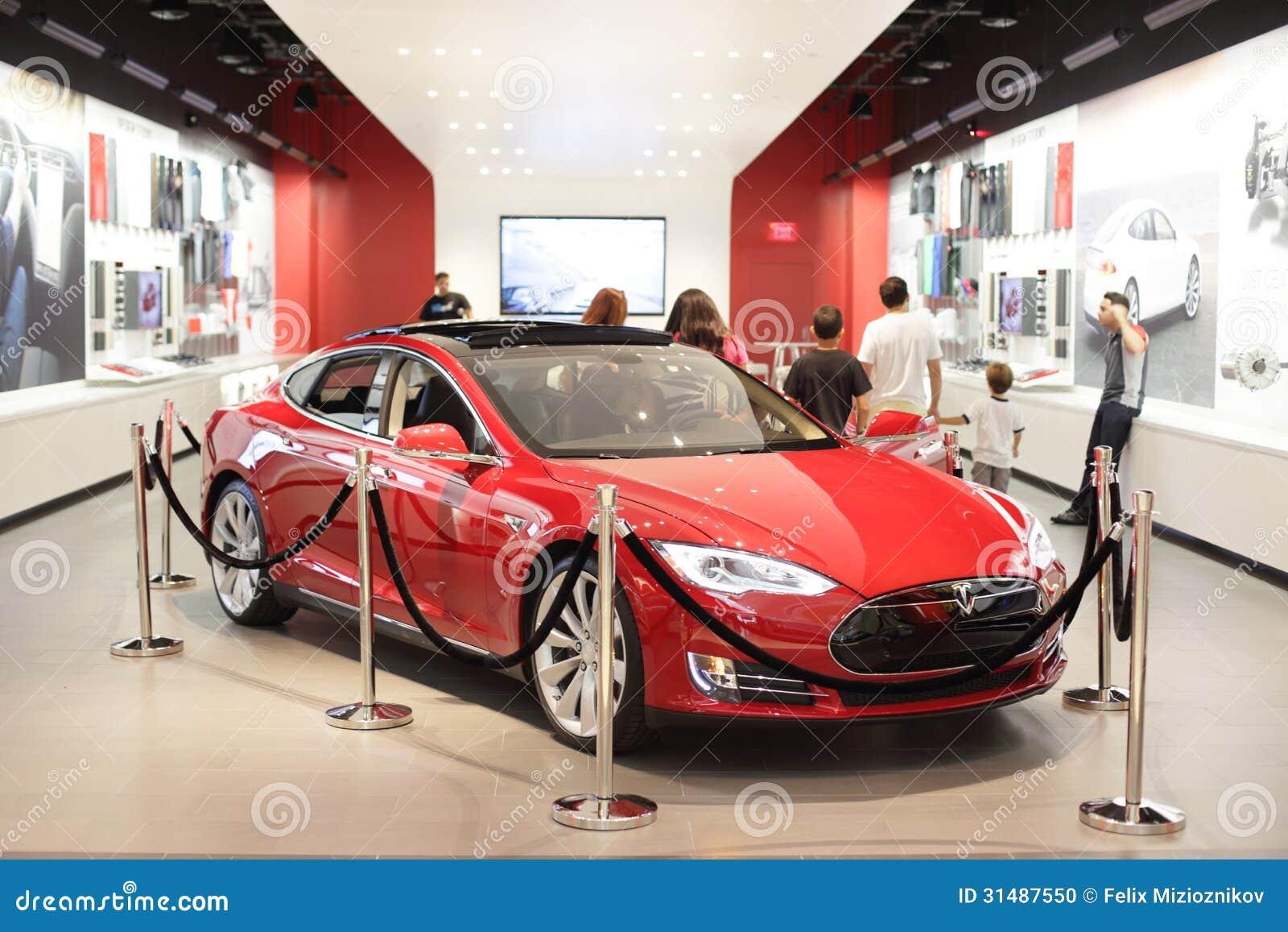 Tesla Motors Editorial Image Image Of Tesla United
