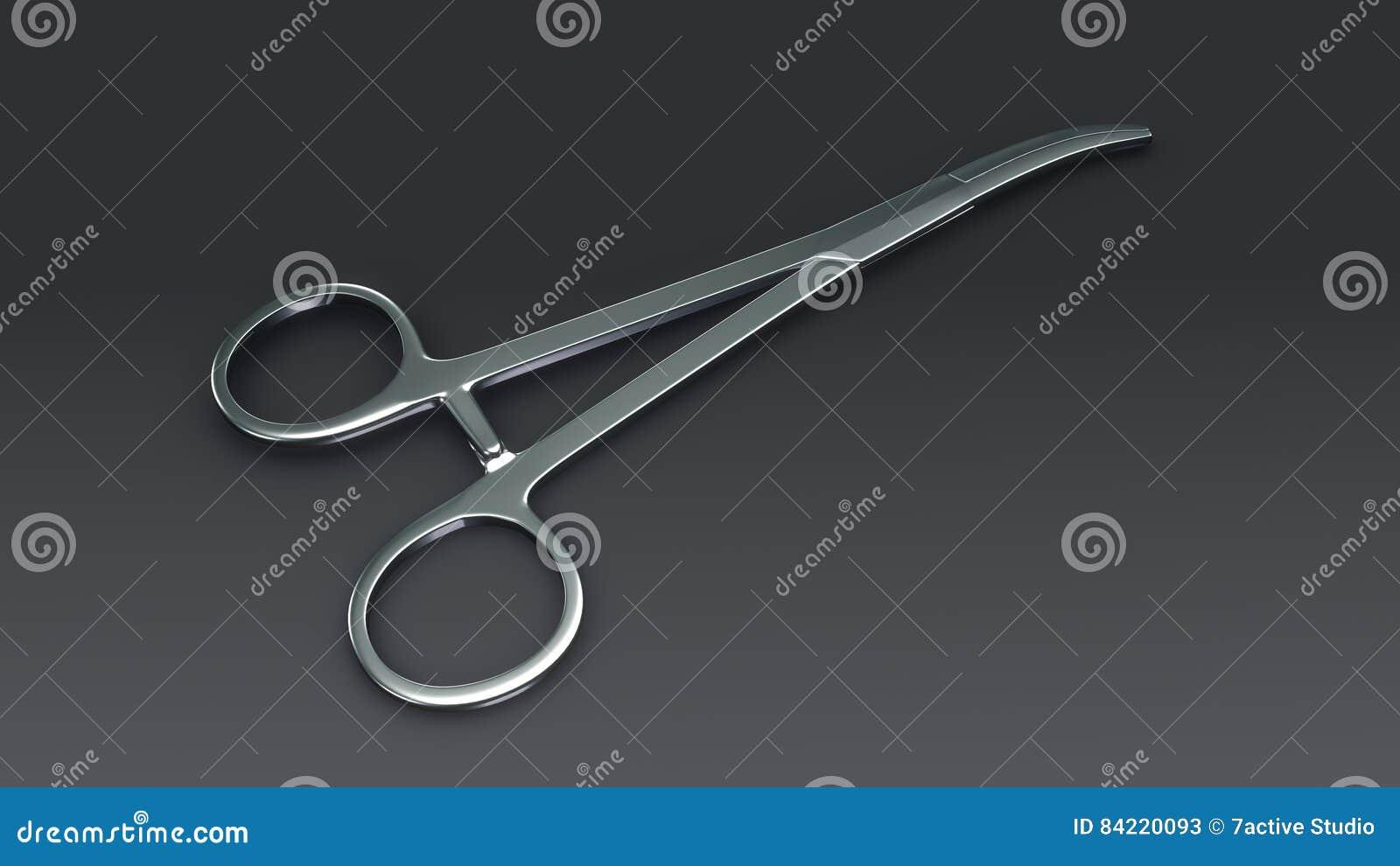 Tesouras cirúrgicas