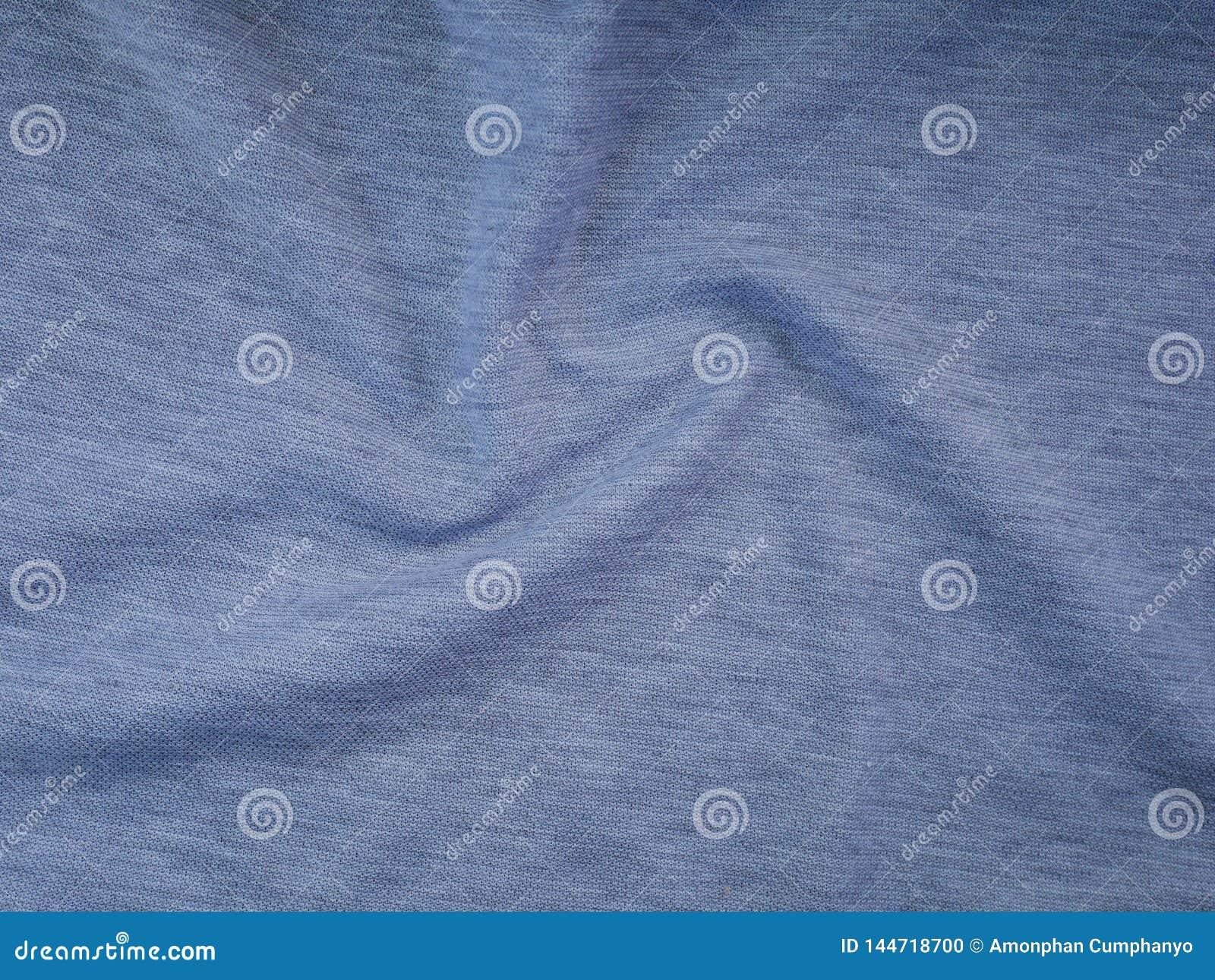 Tessuto sintetico pieghettato gray sparato