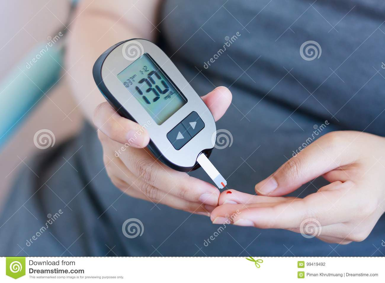 Test Blood Glucose For Diabetes