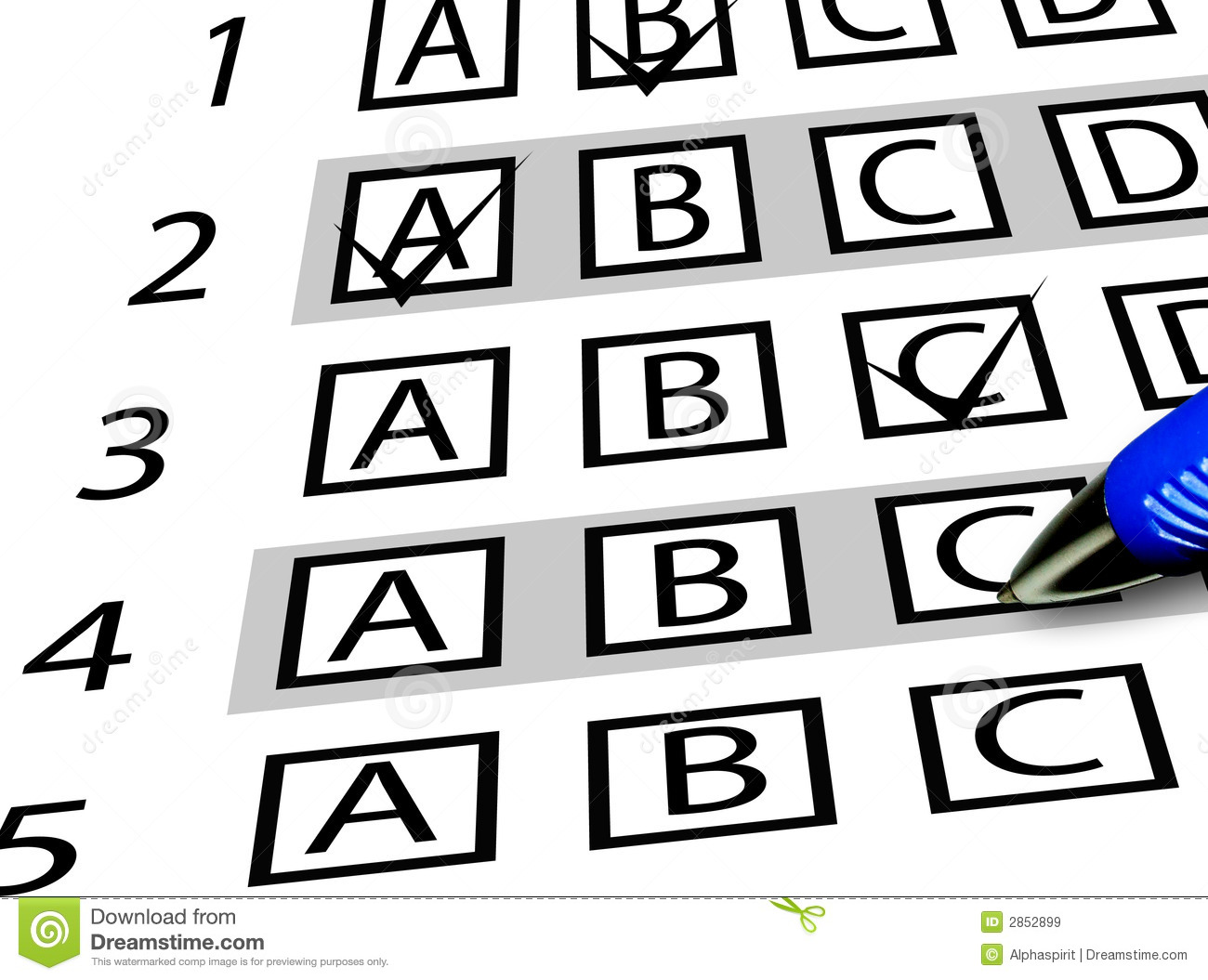 test exam sheet stock image cartoondealer com 2853097 Person Clip Art Psychology Clip Art