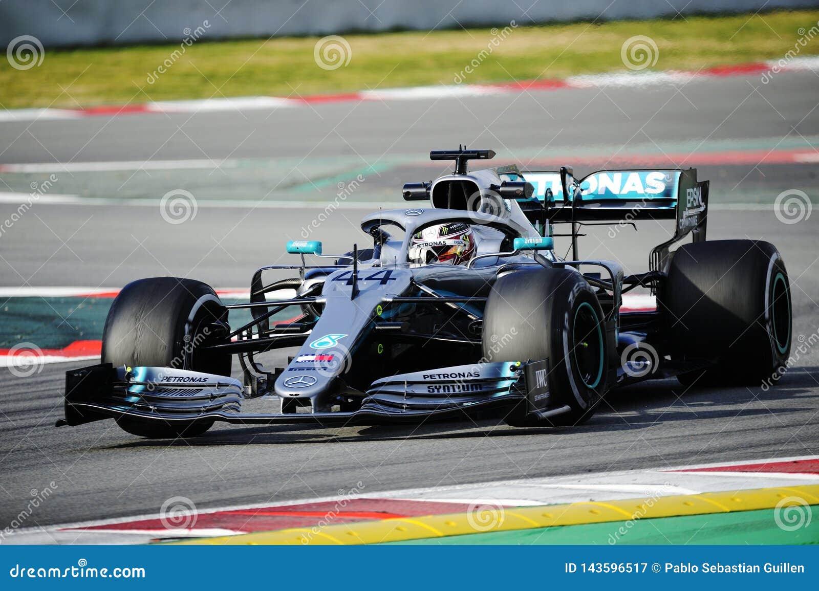Formula One test