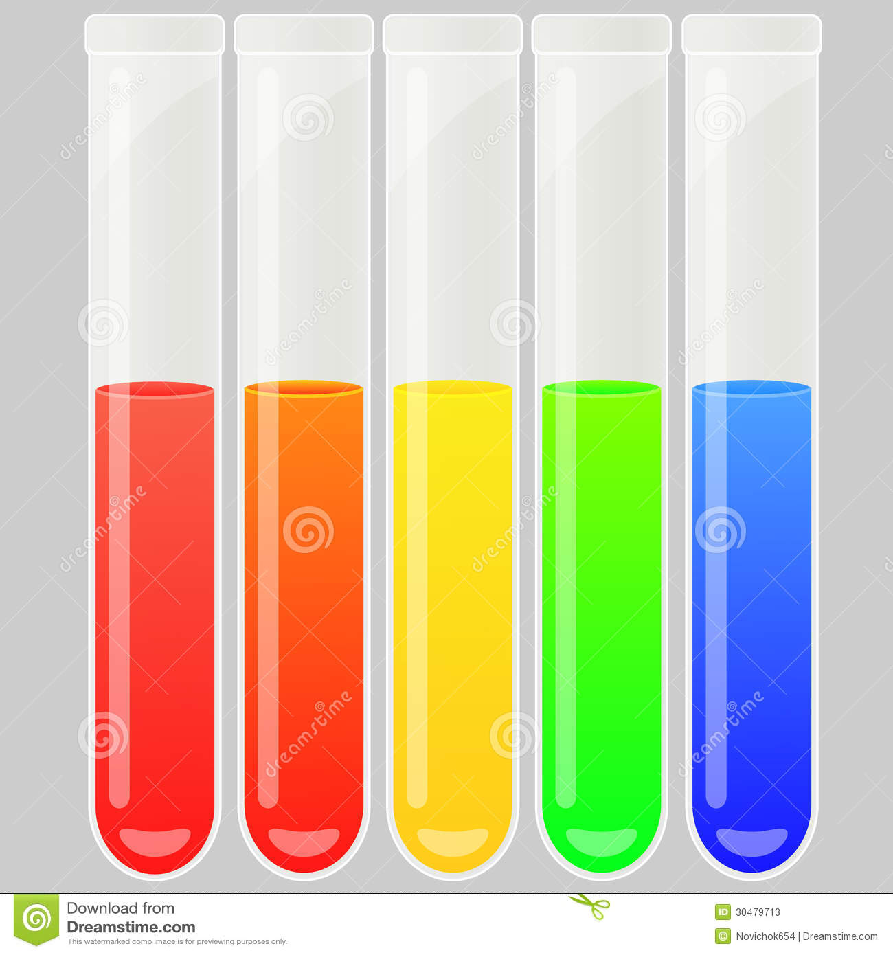 Test Tube Set Stock Photos - Image: 30479713