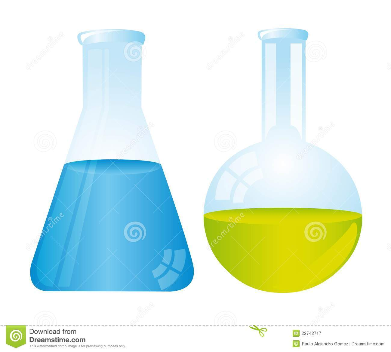 Test Tubes Royalty Free Stock Photography - Image: 22742717