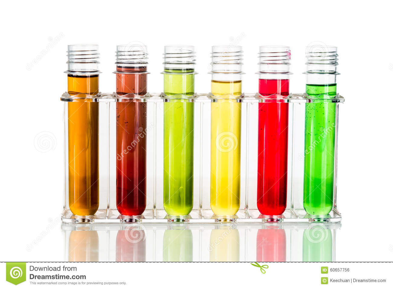 Phenytoin Test Tube Color