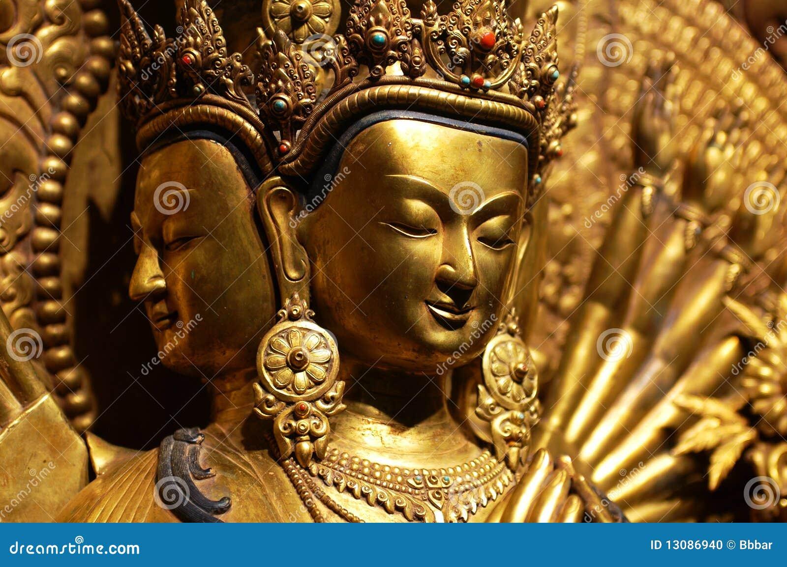 Testa del Buddha